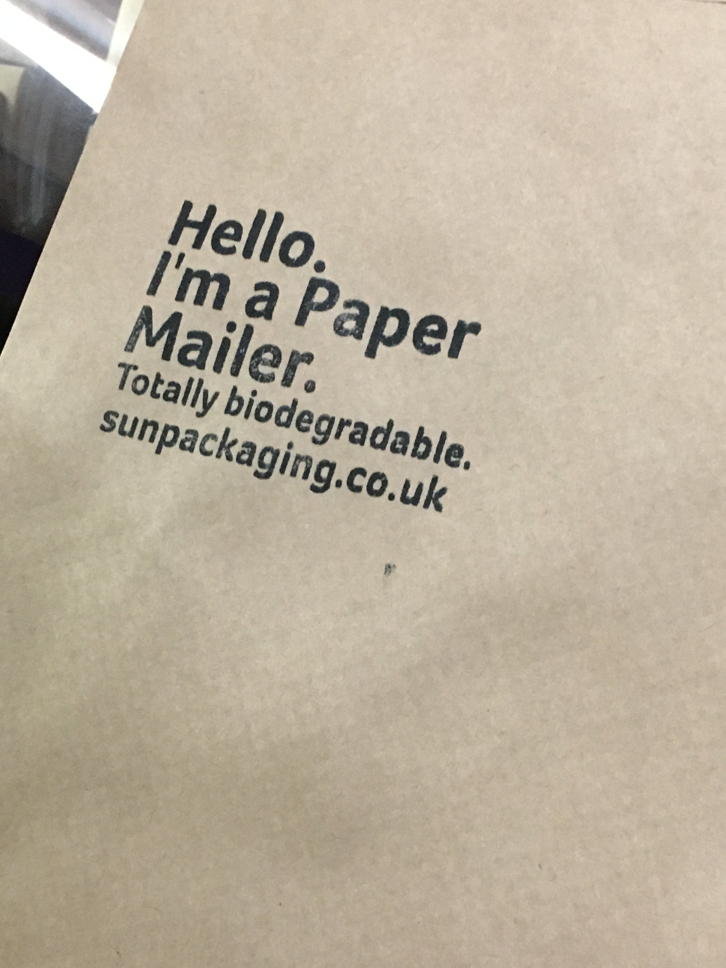 Paper Mailers
