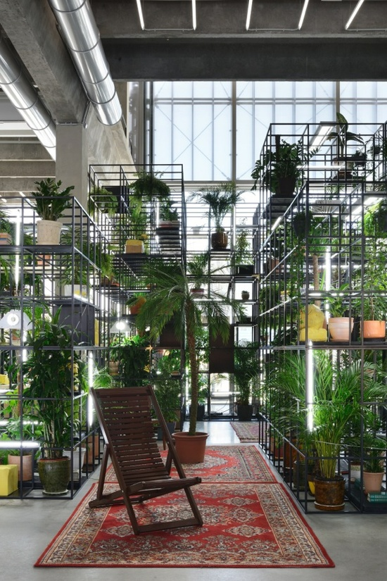 Installation view, 'Rashid Johnson. Within Our Gates', Garage Museum of Contemporary Art, Moscow, Russia, 2016.jpg