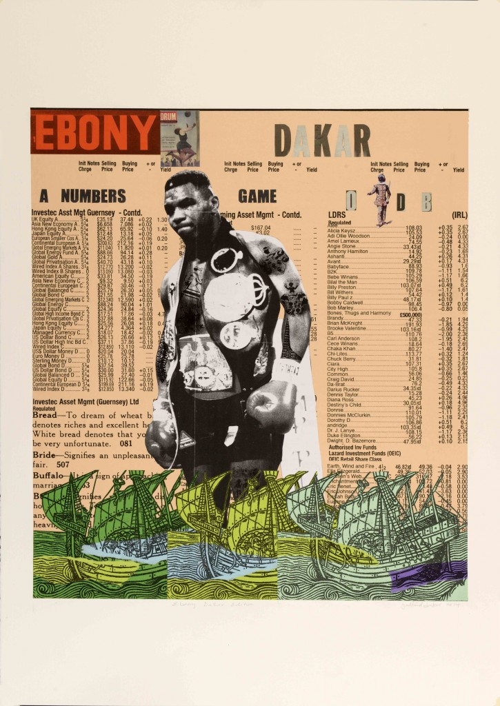 Ebony Dakar edition (its a numbers game), 2014.jpg