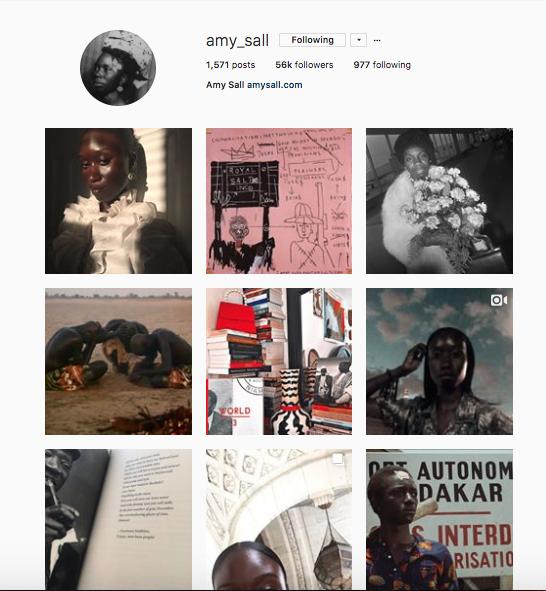 @amy_sall on Instagram