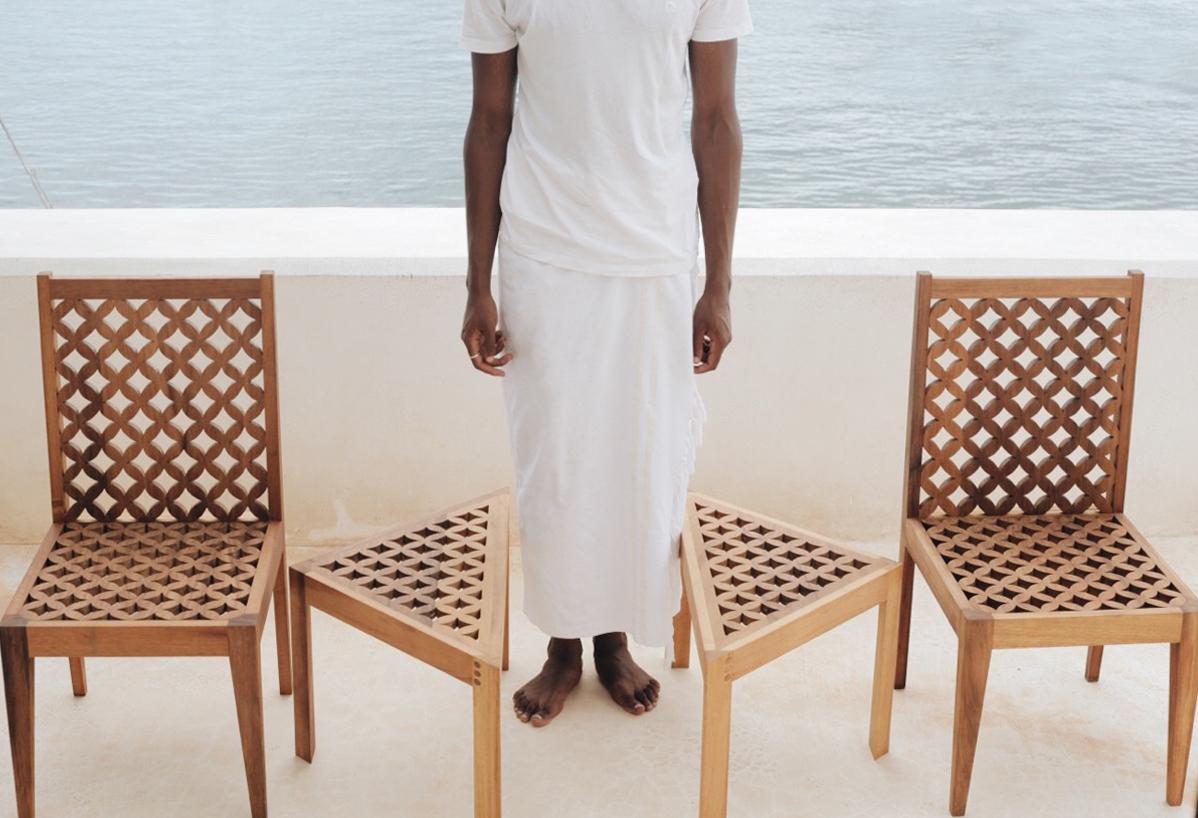 Saba Studio designs. PH:Jemima Bornman