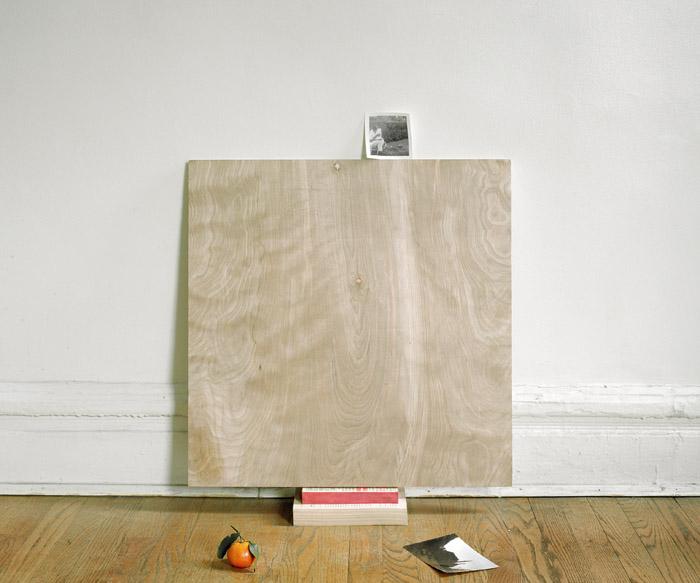 Leslie Hewitt, Untitled (Pyramid) from Still Life Studies, 2009.