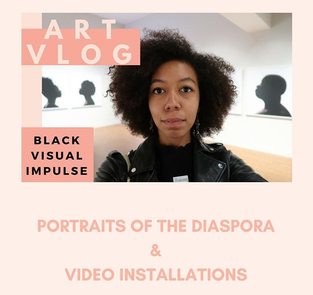Last weekend I visited @mopasd & @sandiegoartinstitute to see the work of several artists I admire. At MOPA I saw two portrait series by @erica_deeman (one of which you can see behind me in the pic above) and at SDAI I saw two video installations by @lornasimpson and @danawashington_ along with some very regal portraits by @aairitam A quality day at the Museums! Check it out, link in bio! . . . . . . . . . . #blackvisualimpulse #blackcontemporaryart #mopasd #sdai #artvlog #artblog #artblogger #supportblackart #ericadeeman #alannaairitam #danawashington #lornasimpson #artmuseumday #museumselfie #contemporaryphotography #portrait #videoinstallation