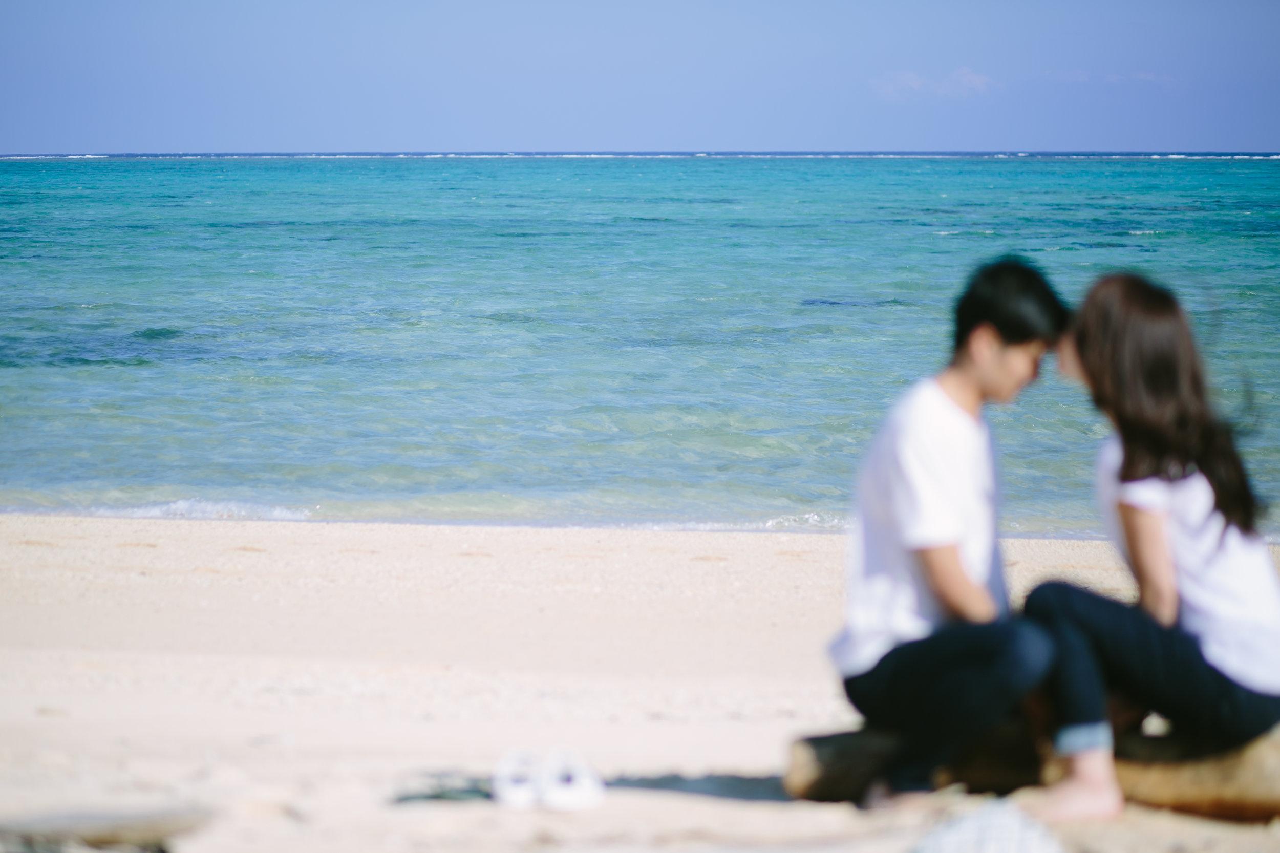 石垣島エンゲージメントフォト | 出張カメラマン | Koji Nishida Photography