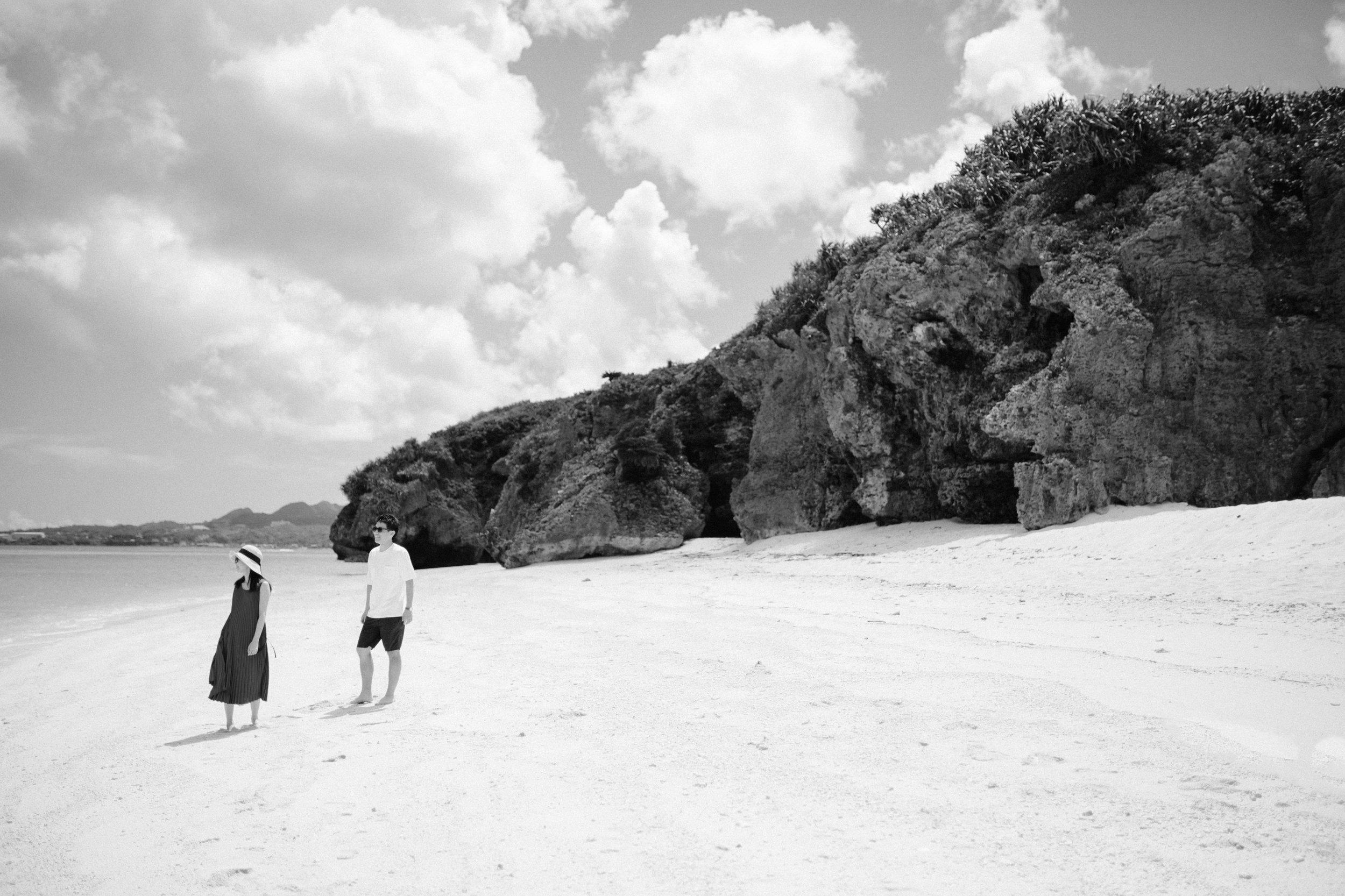 Engagement - 飾らない リラックスしたいつもの二人を。旅行で来られるカップルにもお勧め私服での撮影です。