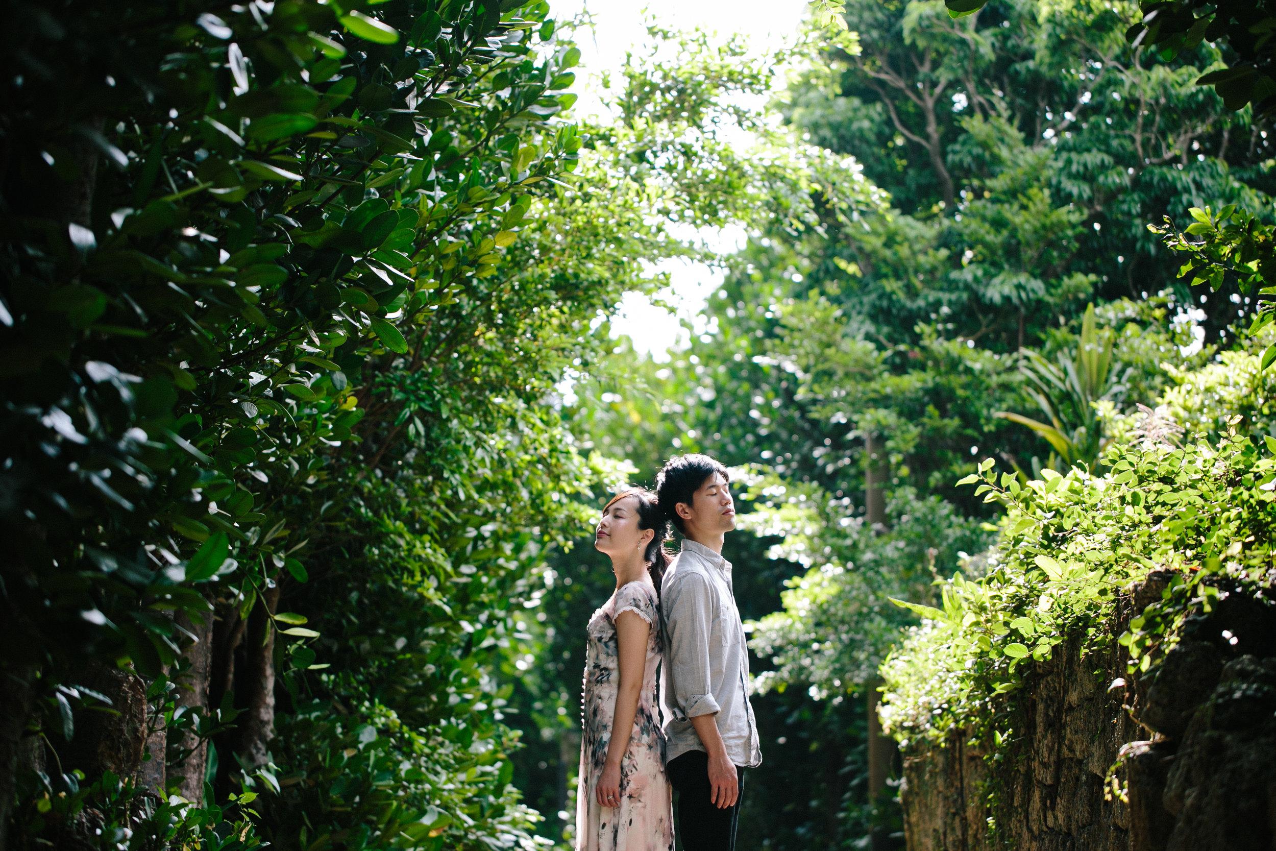 Engagement - 飾らないいつもの二人で。婚約された方やカップルにお勧めな 私服での撮影です。