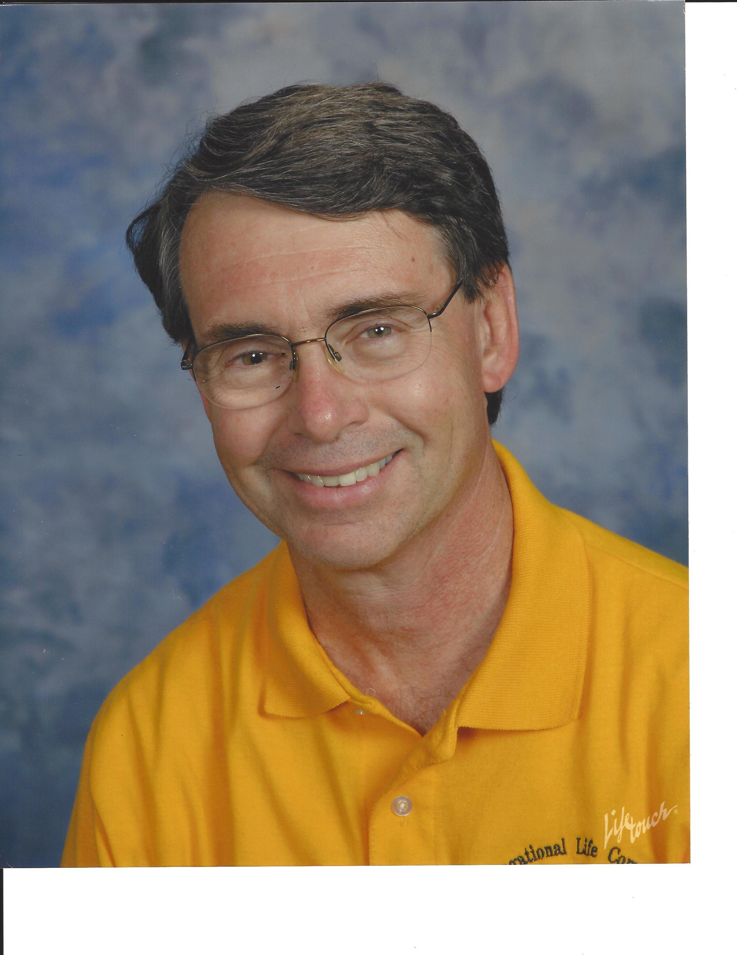 Pastor Greg Olson
