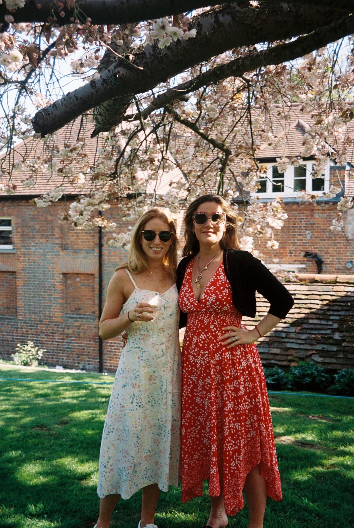 Flavia & Emily