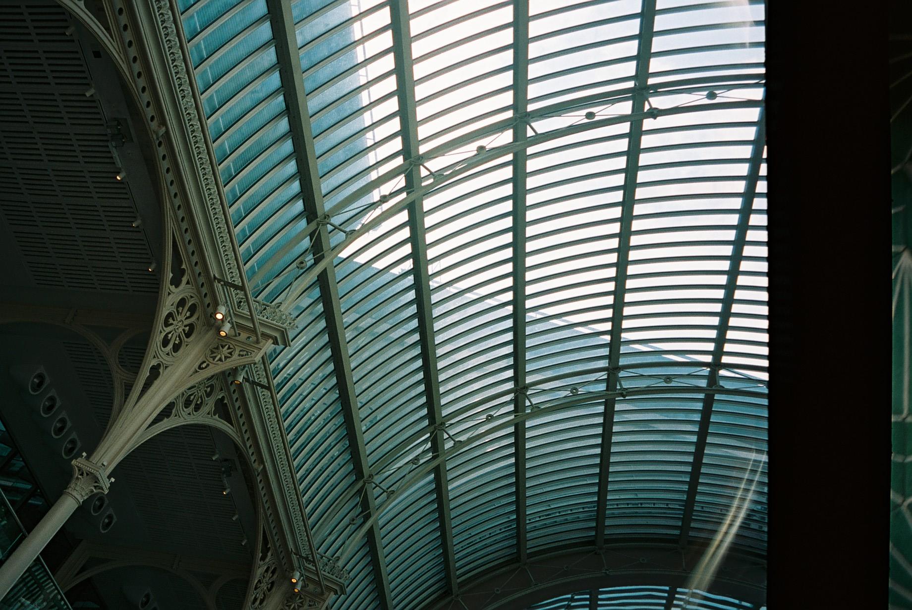 The Royal Opera House.