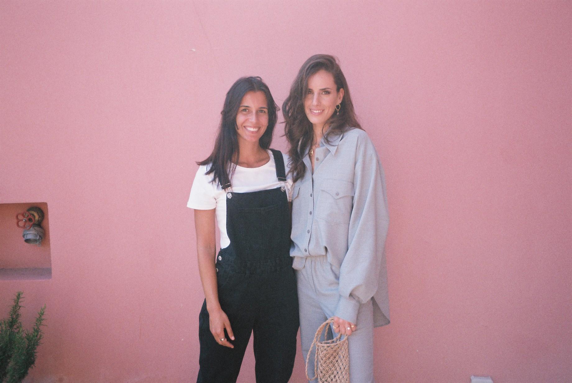 With the sweetest publicist in town, Priscila. /  Com a publicist mais amorosa do mundo, Priscila.