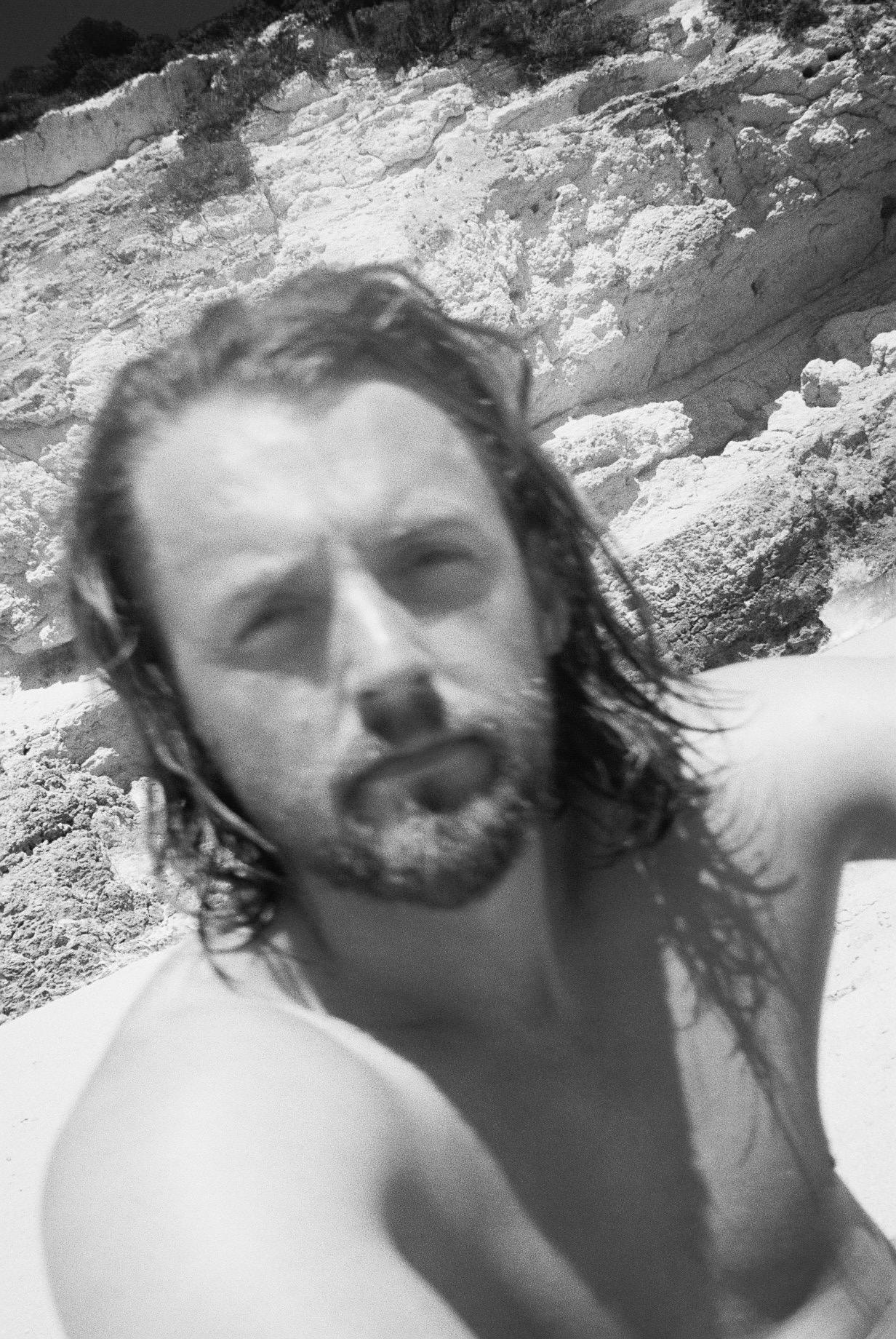 My love, despite being english, is as much a beach bum as I am.  / O meu amor, apesar de Inglês, é tão bichinho de praia quanto eu.