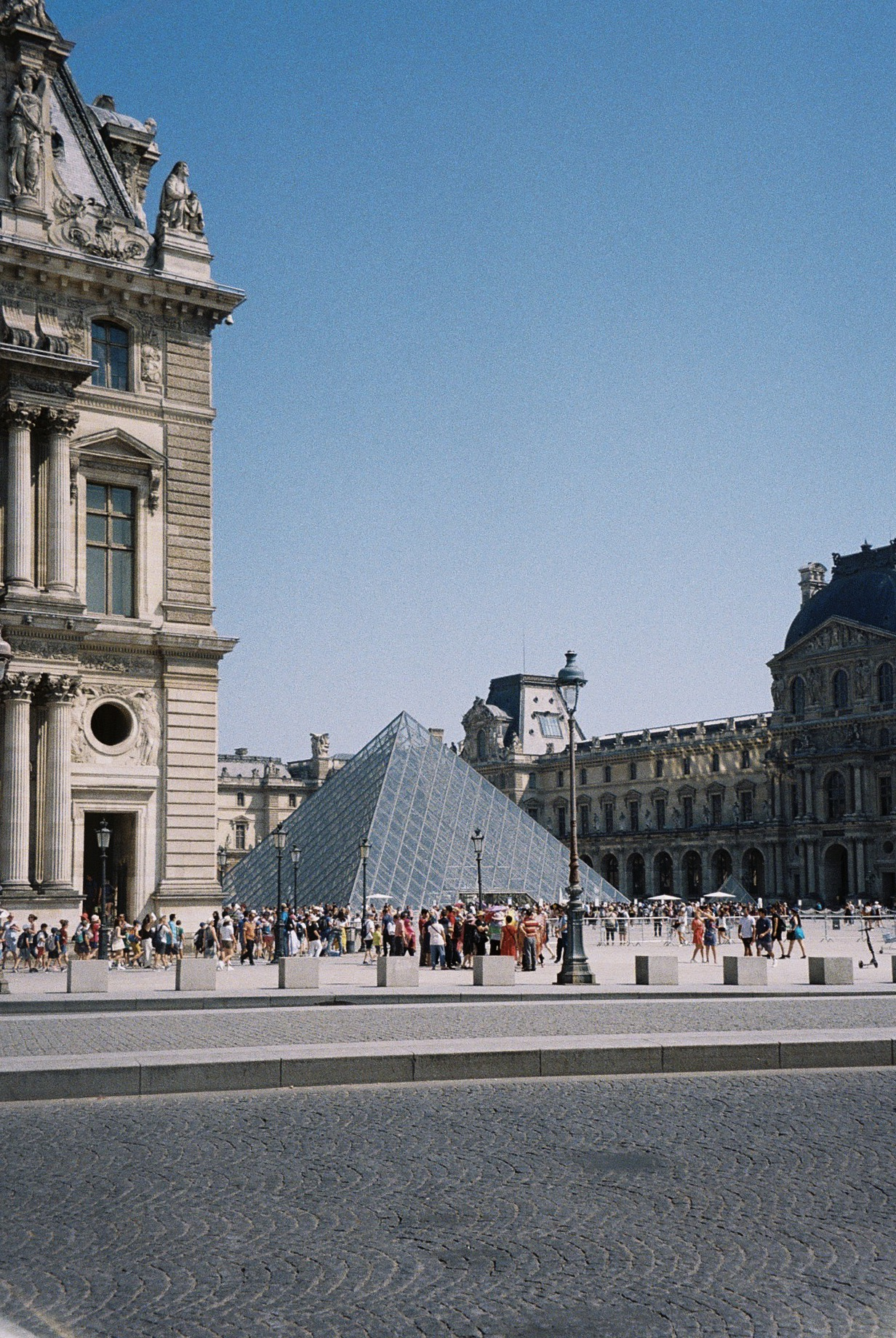 Louvre Museum.
