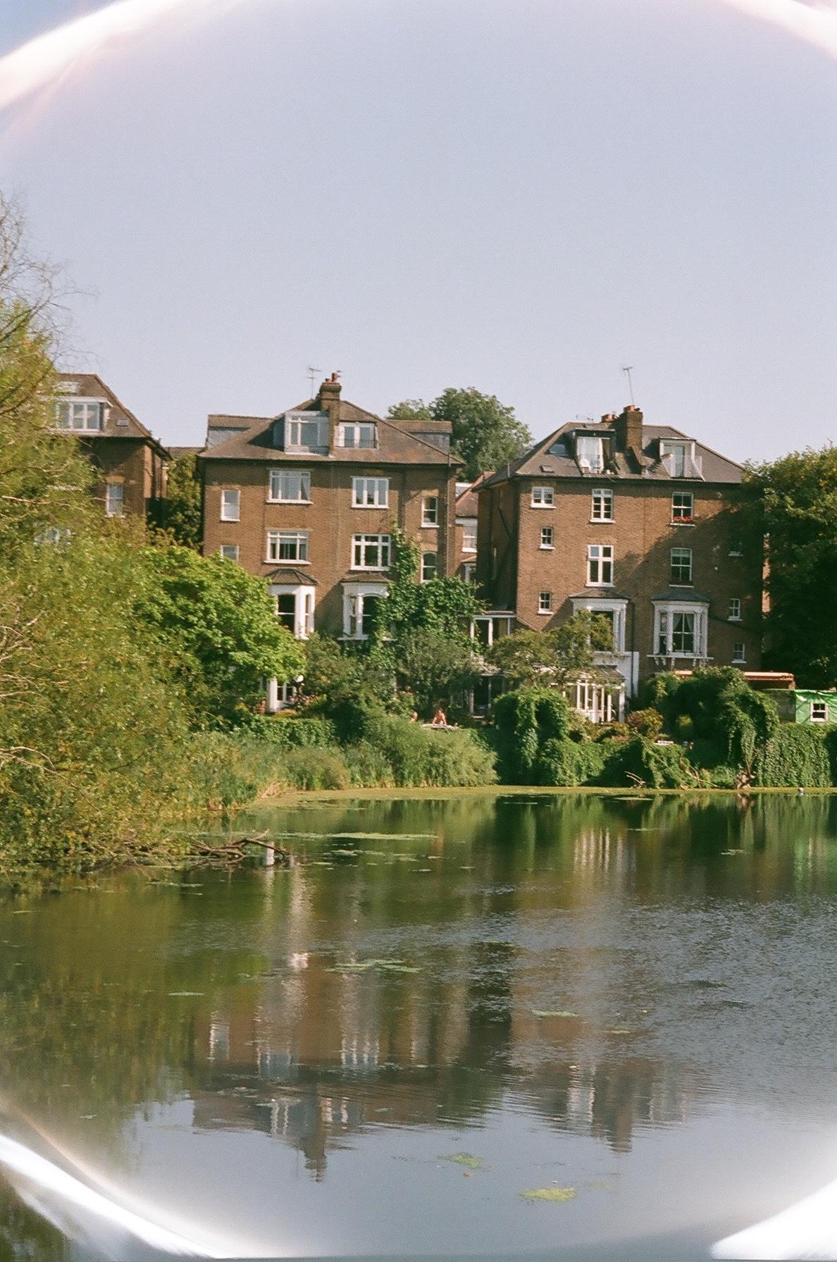 Hampstead Heath.