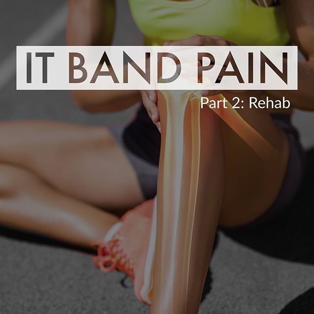 ITB pain, myths, misconceptions, rehab and running.  Part 2 of 3  REHAB PRINCIPLES  Stage 1 - Calm Things Down ⬇️ The easiest way to calm down ITB pain is to avoid 🚫 things that aggravate your symptoms 🤢. The 24 hour rule can be a really useful guide, both in the early stages of rehab when you are trying to calm things down 📉 and later on in rehab when you are looking to build things up 📈. ⏰ 24 hour rule: to os one to feel pain during activity as long as…..your pain settles EXACTLY 🎯 back to where it was before the activity within 24 hours.  If it takes longer don't panic, you have just done a bit too much 👎🏻, do a little bit less next time 👍🏻. Stage 2 - Build Things Up! ⬆️ Whilst your pain is settling it can be useful to work on building up your hip strength.  Once you have your symptoms under control it is then time to build tolerance to load 📈. One of the best exercise for progressively loading the ITB is the split squat.  Do 3-4 sets of 6-8 reps 2-3x a week.  Work on gradually build both depth and load.  #ColchesterPhysiotherapy #ITB #Iliotibialband #iliotibialbandsyndrome  #runnersknee  #physiotheraphy  #Colchester #Essex #Exercise #Exercisemotivation #Workout #GymLife #Fitness #Fitnessmotivation #Fitnessjourney #Fitfam #Running #RunnersOfInstagram #Marathon #Instarunners #LoveRunning #5k #10k