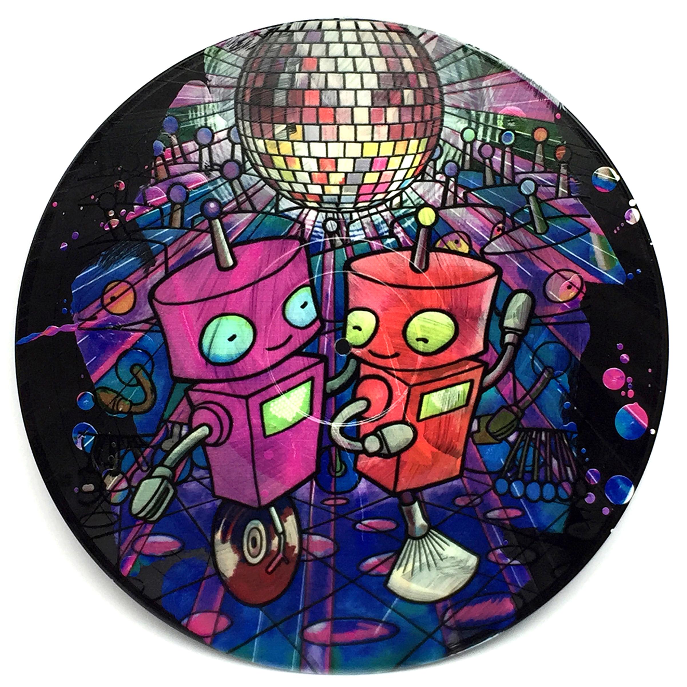 B Sides - Disco - click to download hi res file