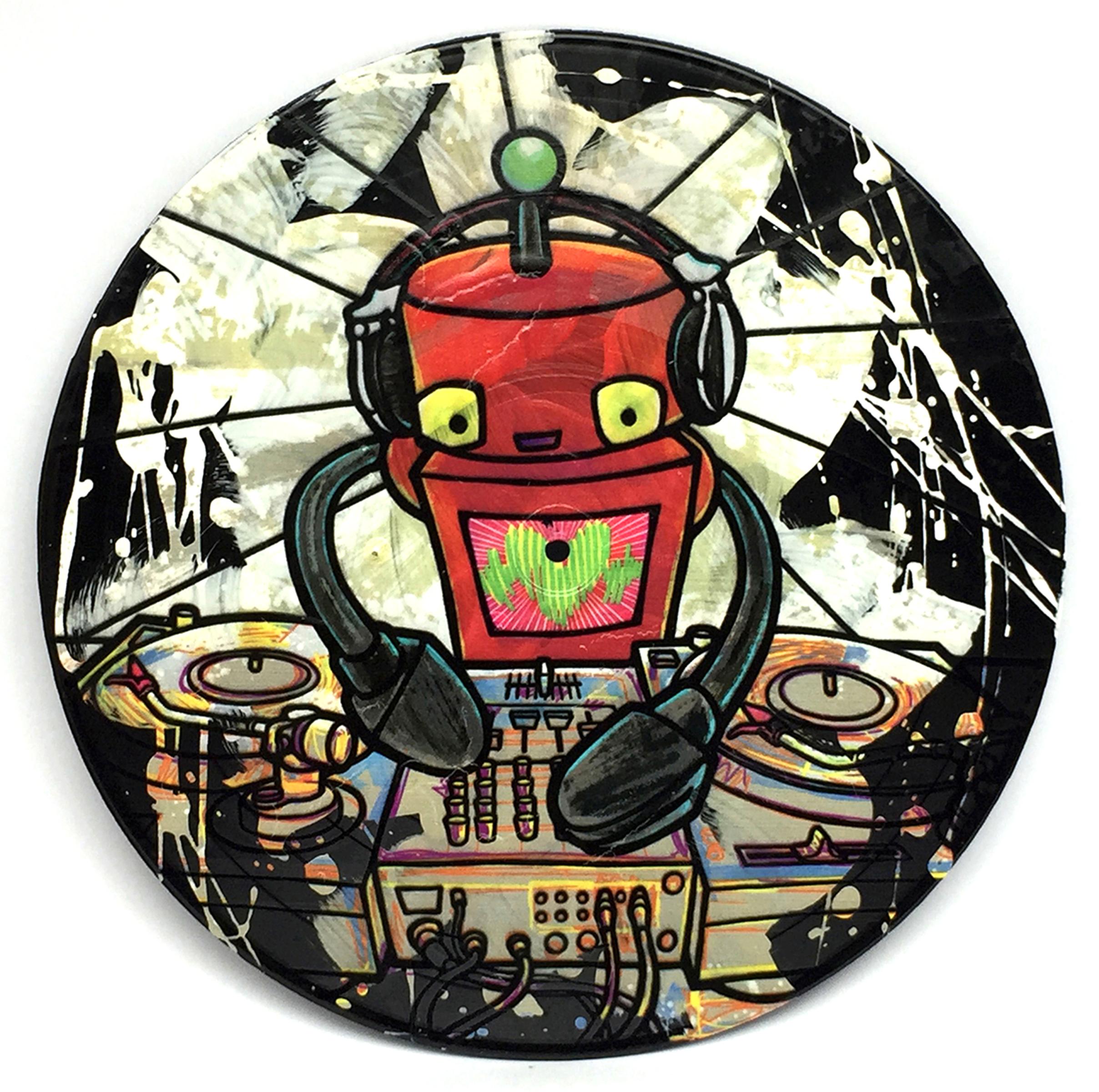 B Sides - DJ - click to download hi res file