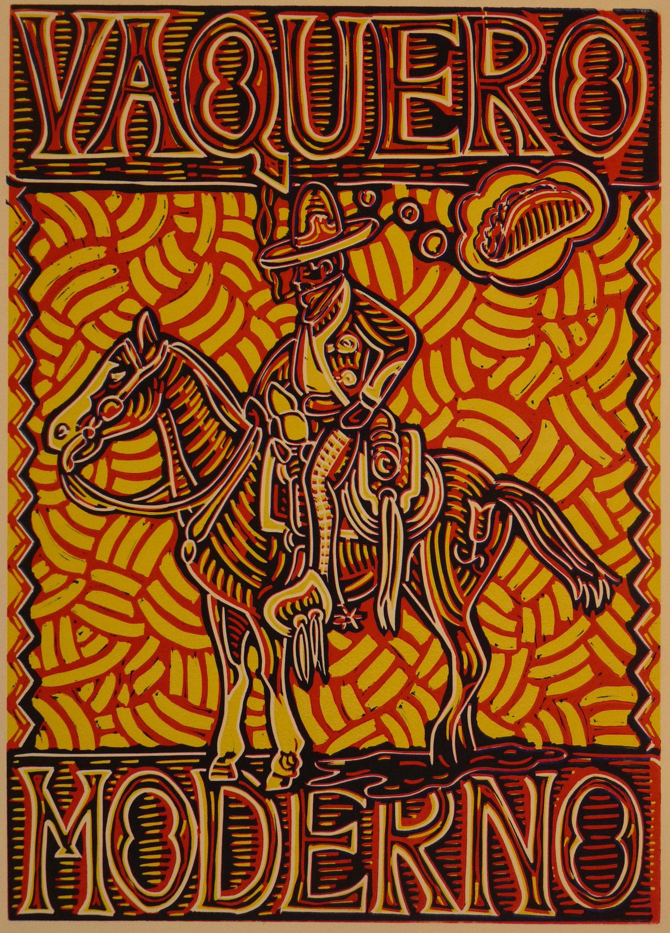 Vaquero Moderno, Royo y Amarillo  2013