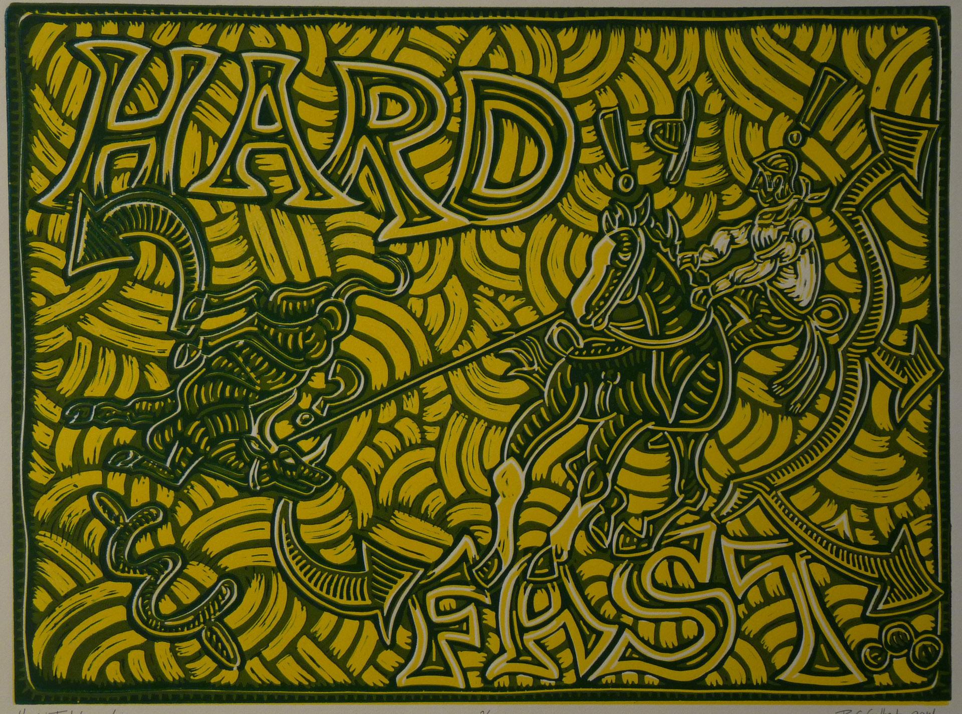 Hard & Fast, Lime 2014