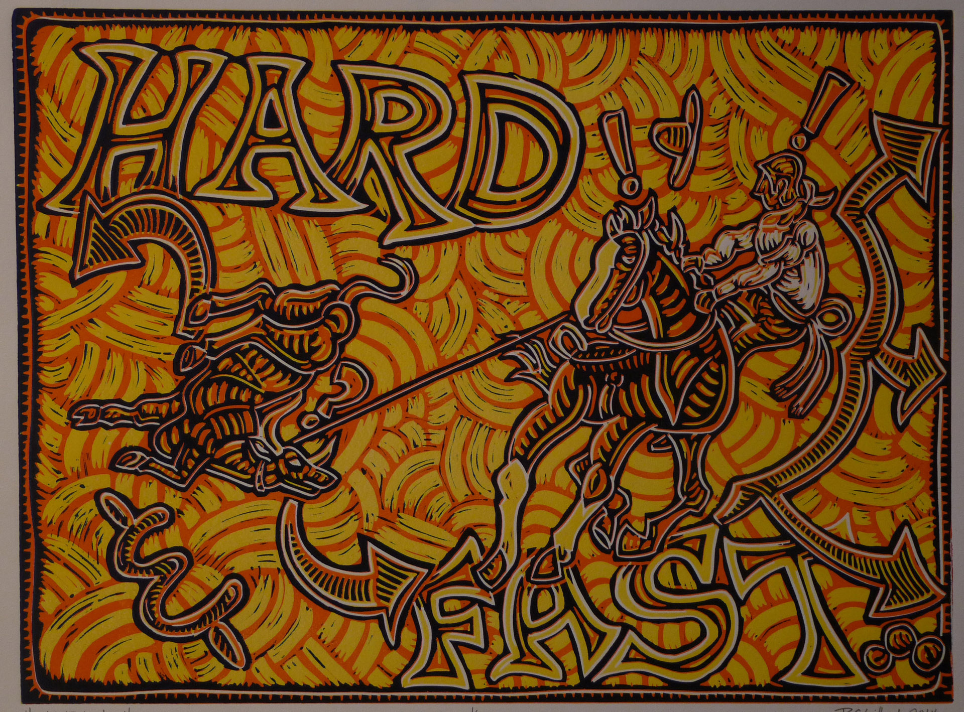 Hard & Fast, Straw Honey 2014