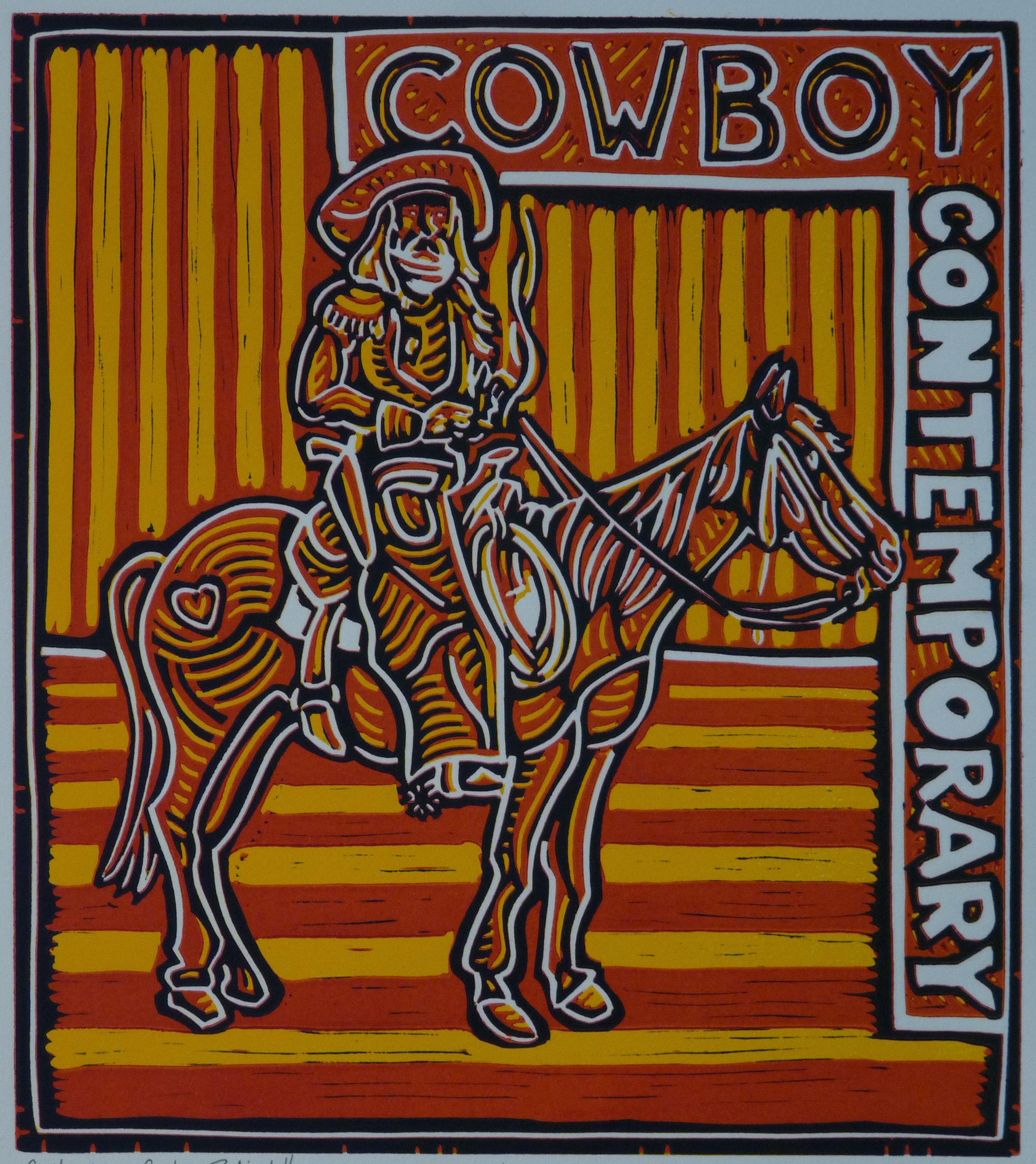 Modern Cowboy, Red & Yeller 2014