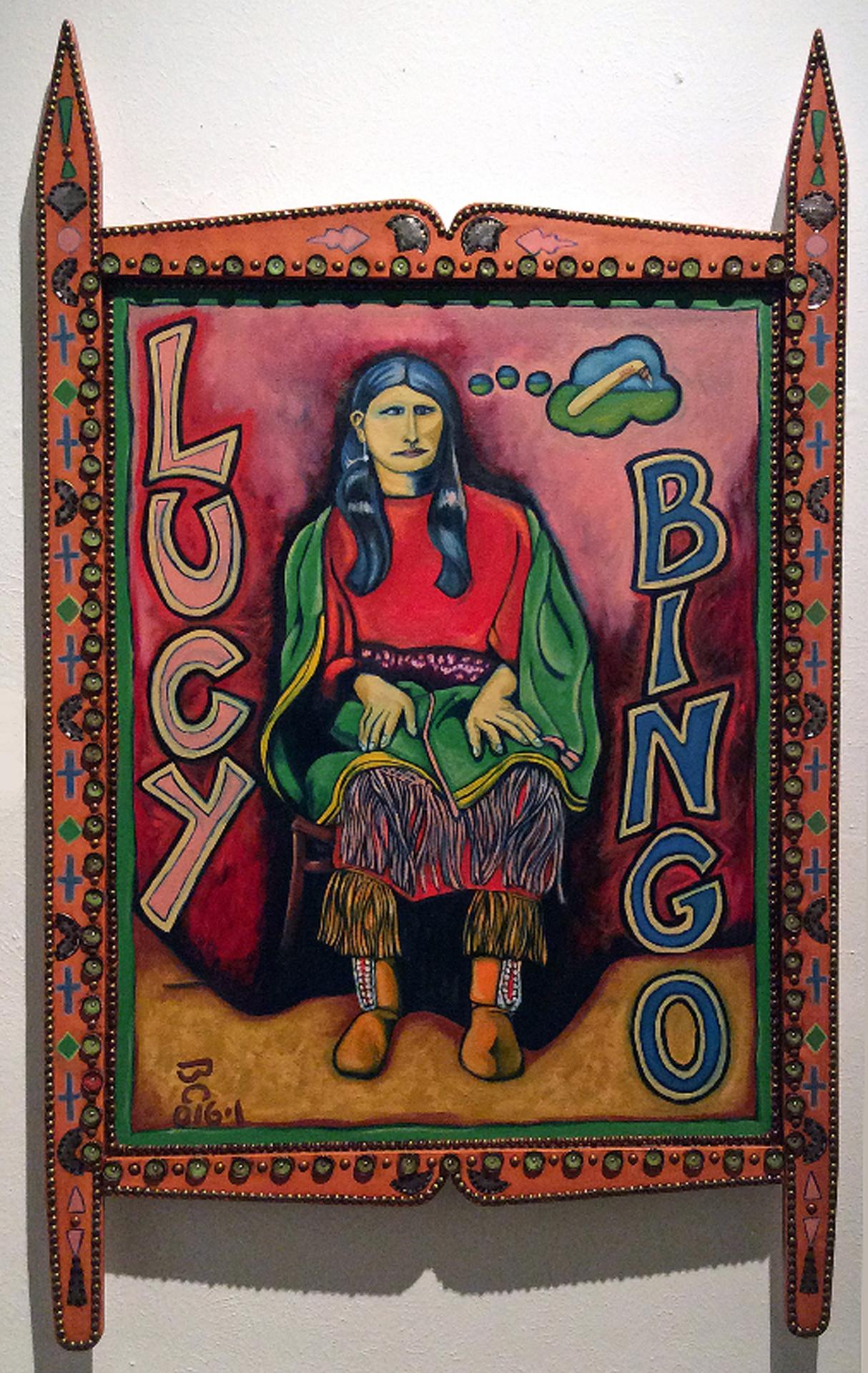 Lucy Bingo, 2016