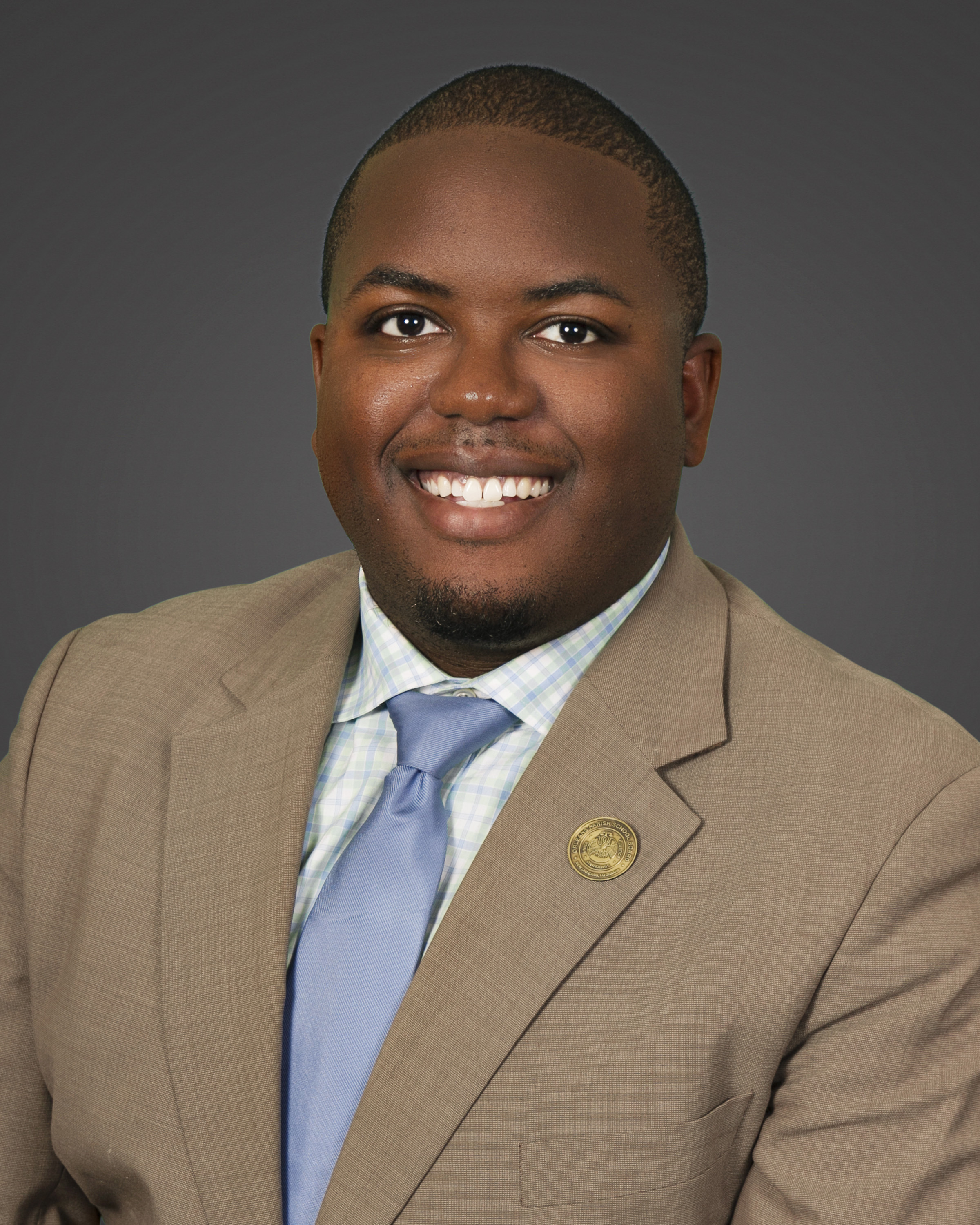 Colleston Morgan Jr.     Vice President of Systems Impact, Teach For America