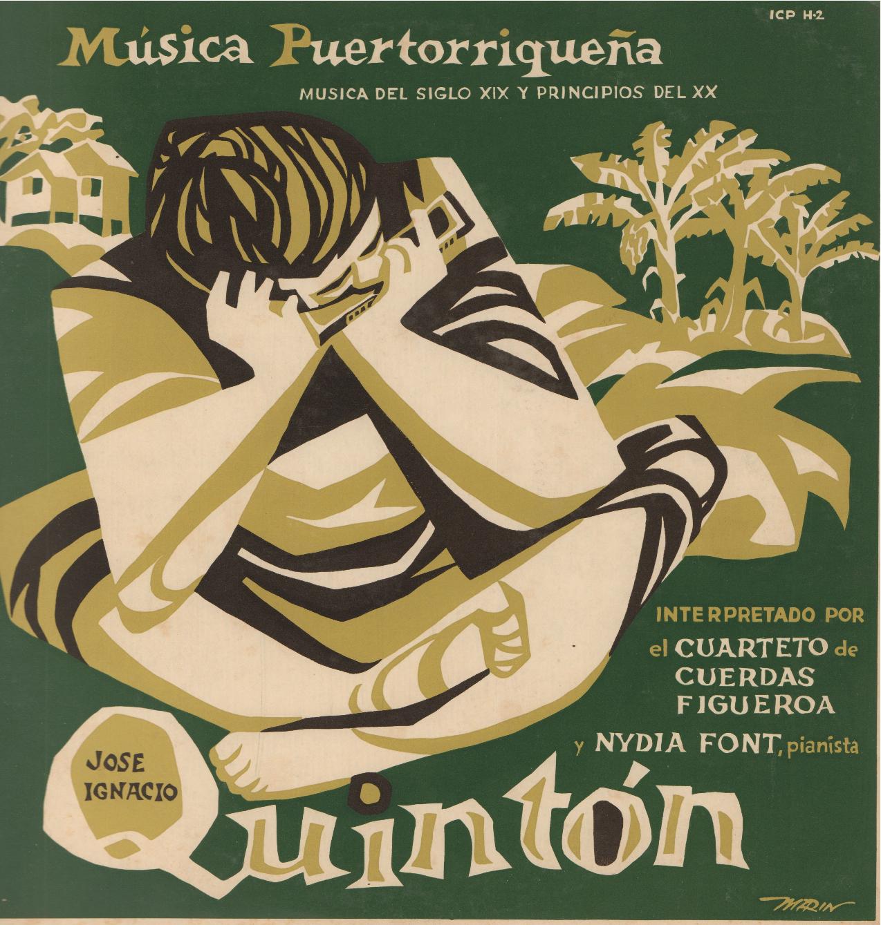 La Música de José I. Quintón