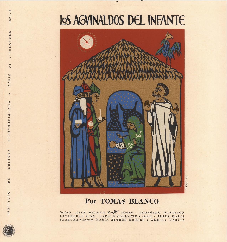 'Los Aguinaldos del Infante - Glosa de Epifanía' de Tomás Blanco