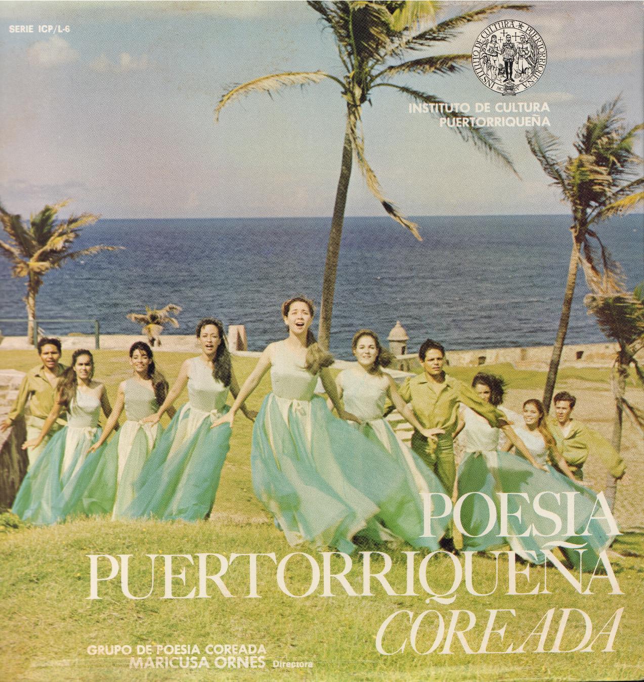 Poesía Puertorriqueña Coreada
