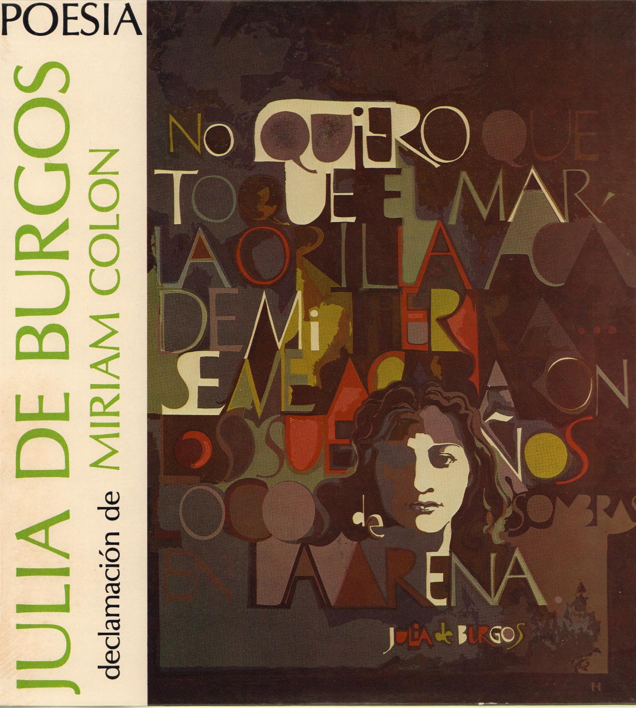 Poesía de Julia de Burgos
