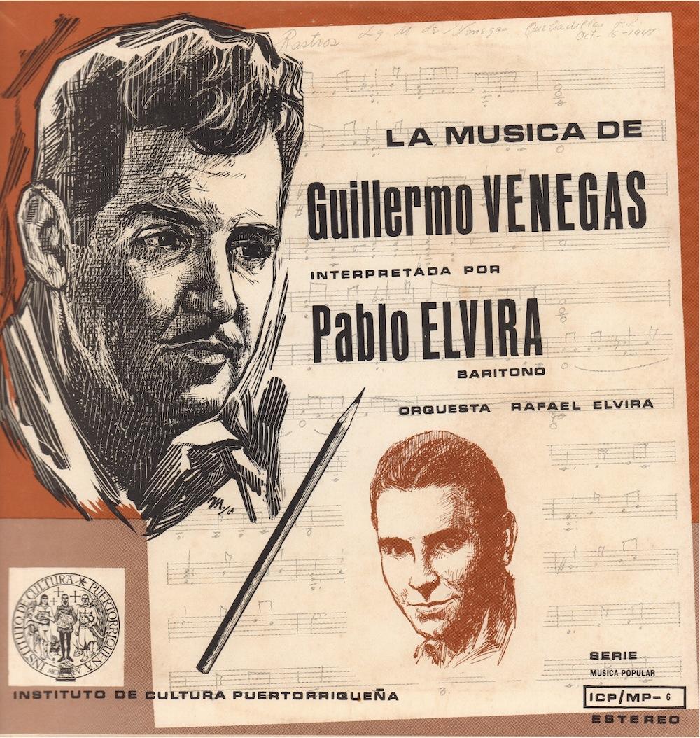 La Música de Guillermo Venegas