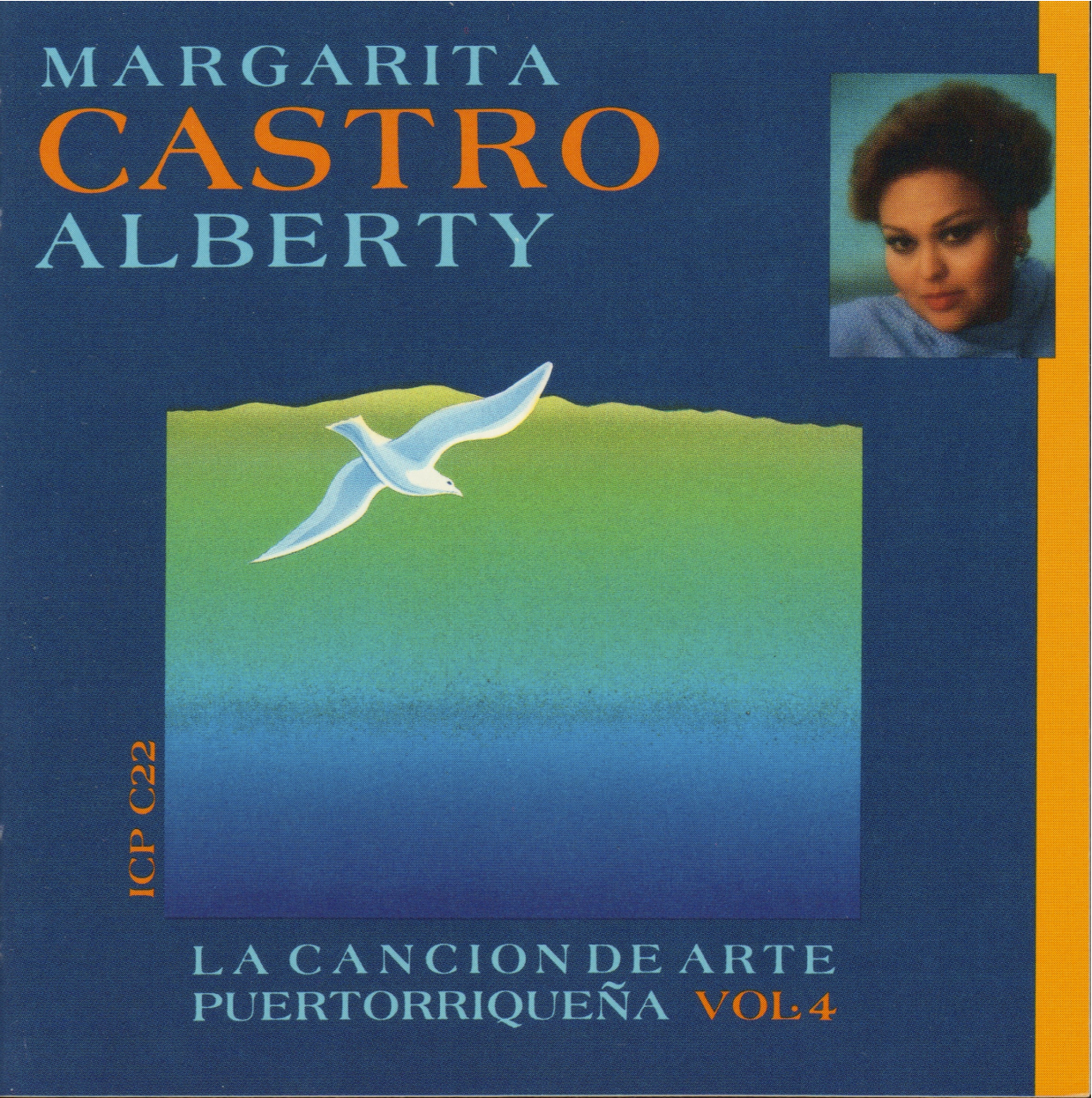La Canción de Arte Puertorriqueña Vol. 4 - Interpreta Margarita Castro Alberty