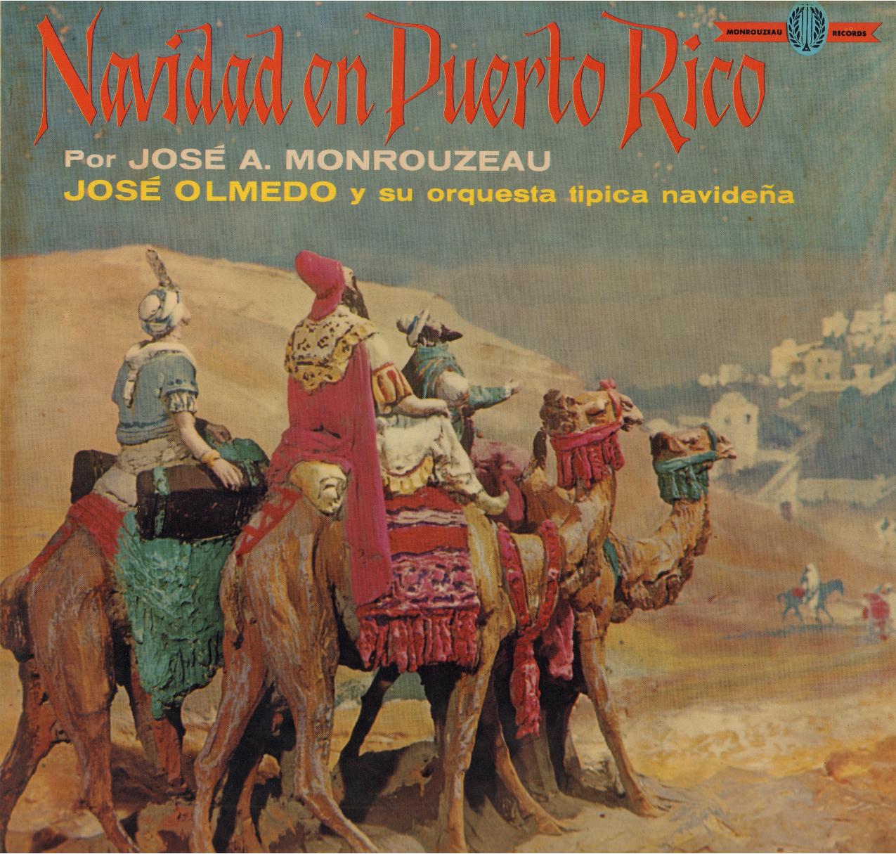 Navidad en Puerto Rico - José A. Monrouzeau