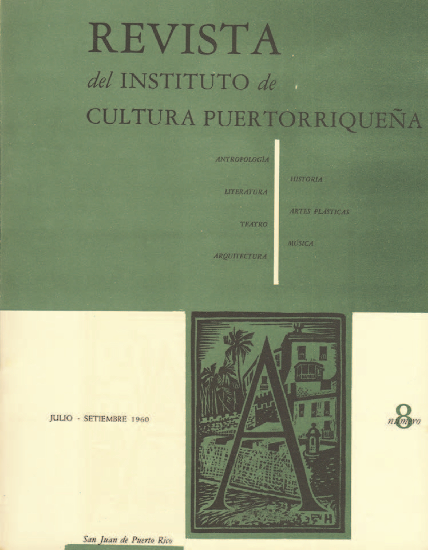 Número 8 / 1960