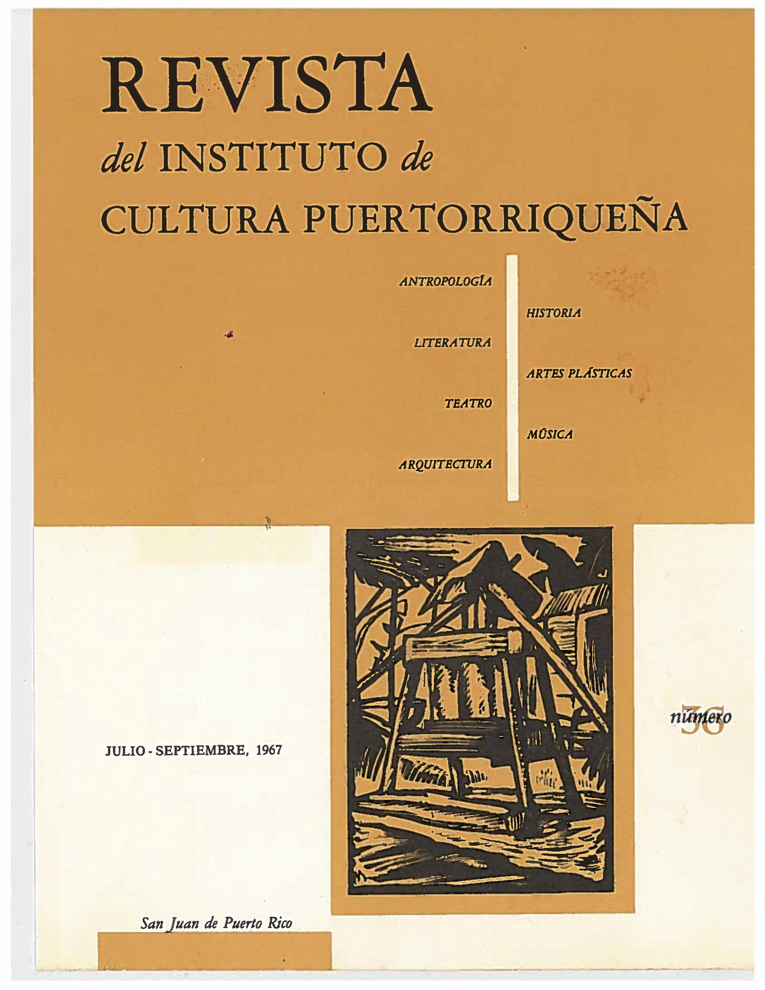 Número 36 / 1967