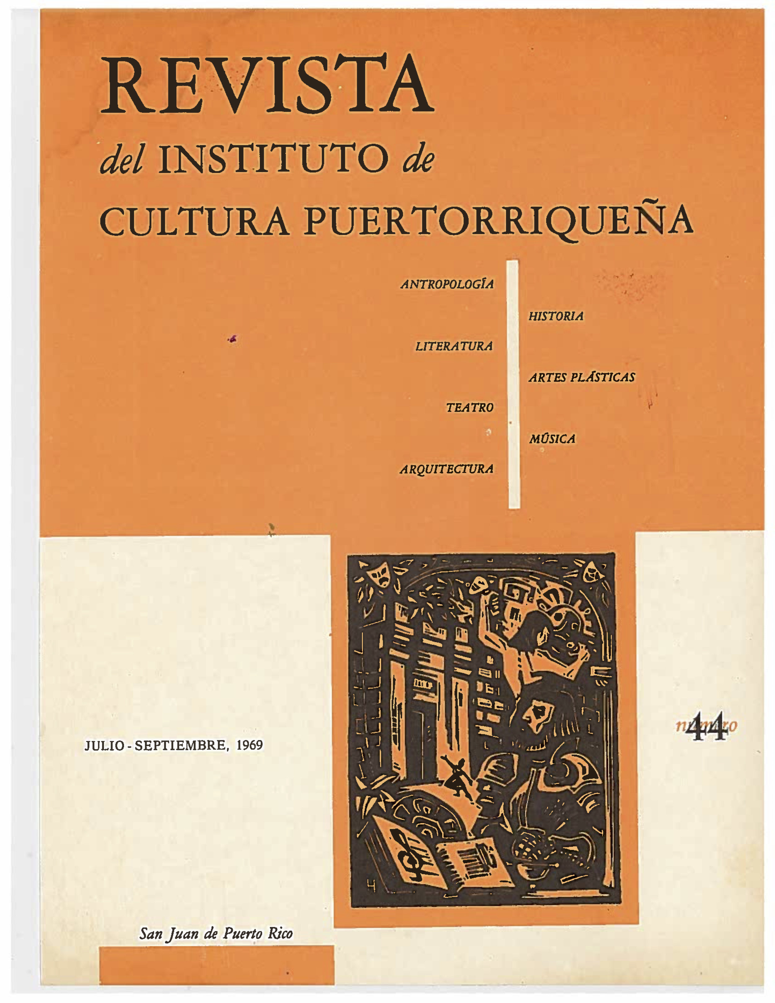Número 44 / 1969