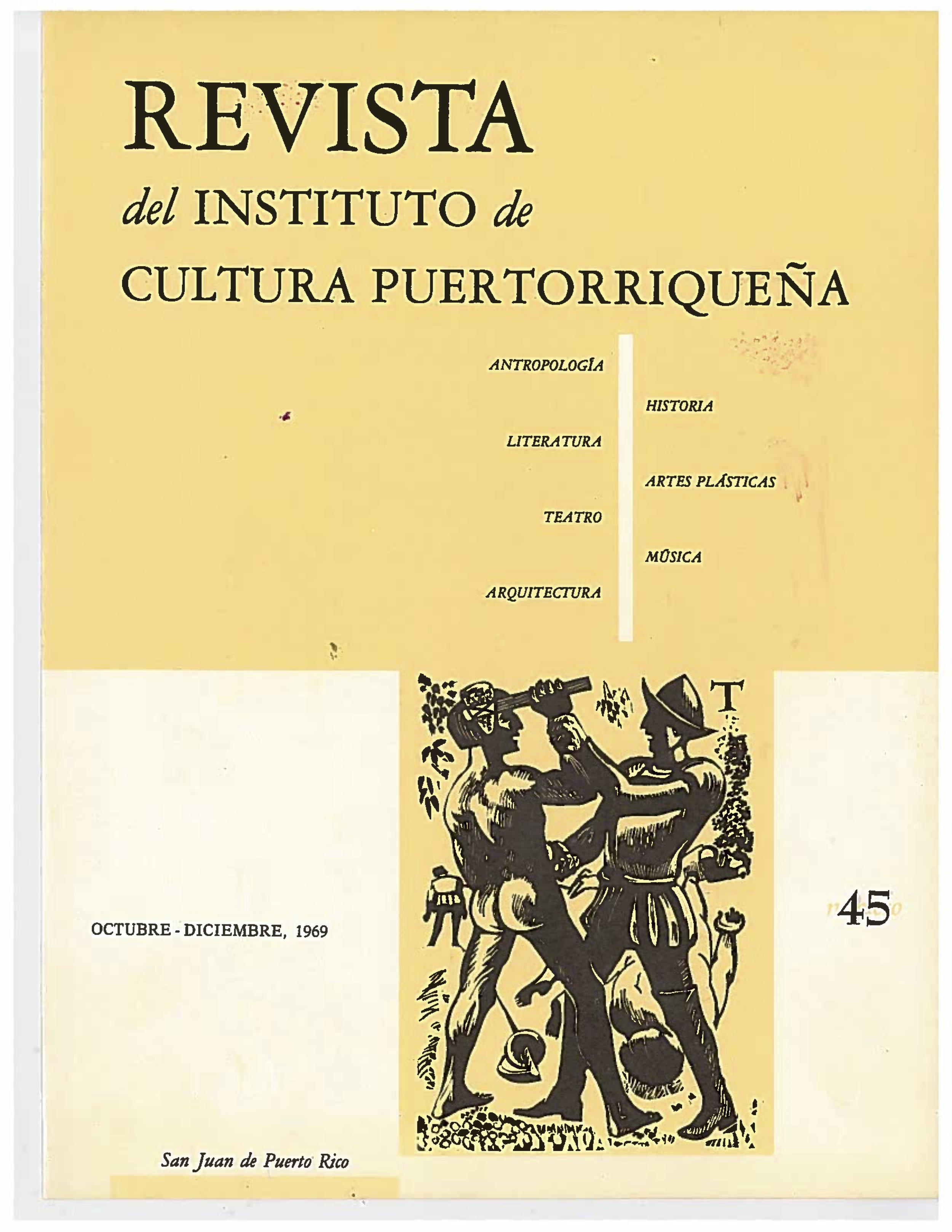 Número 45 / 1969