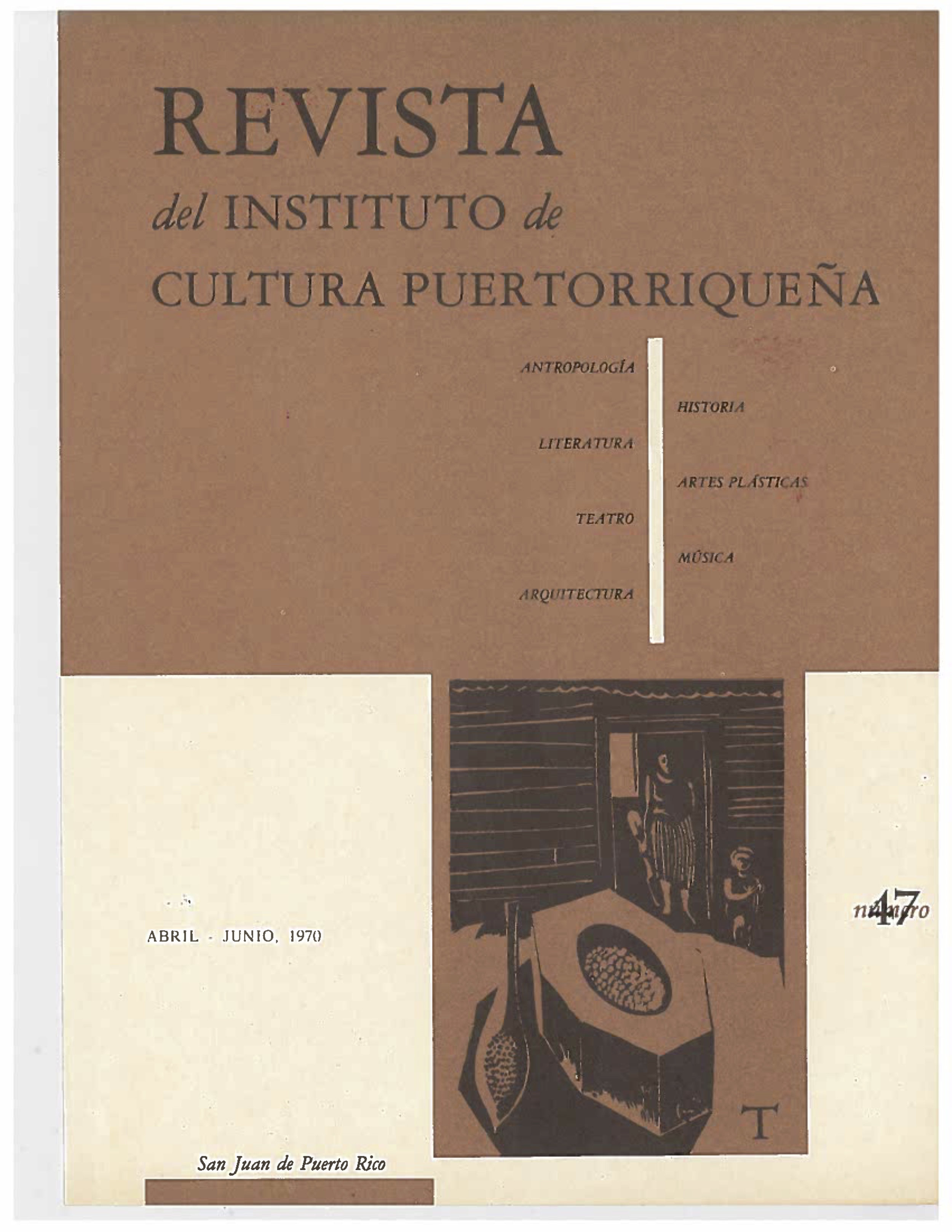 Número 47 / 1970