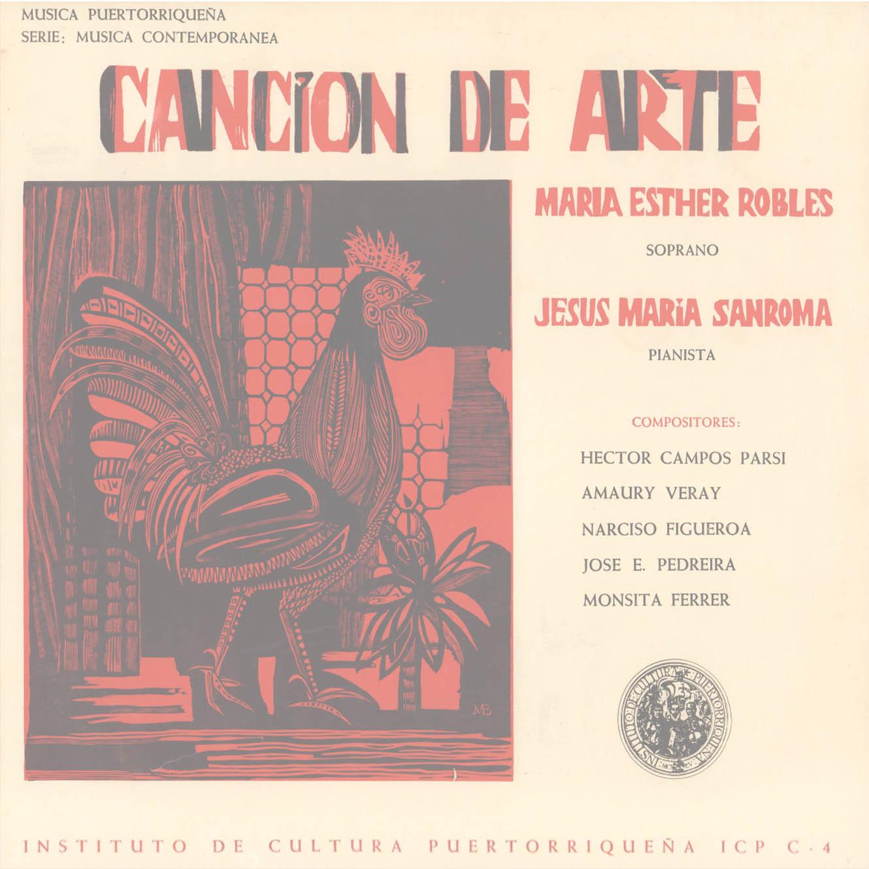 Canción de Arte