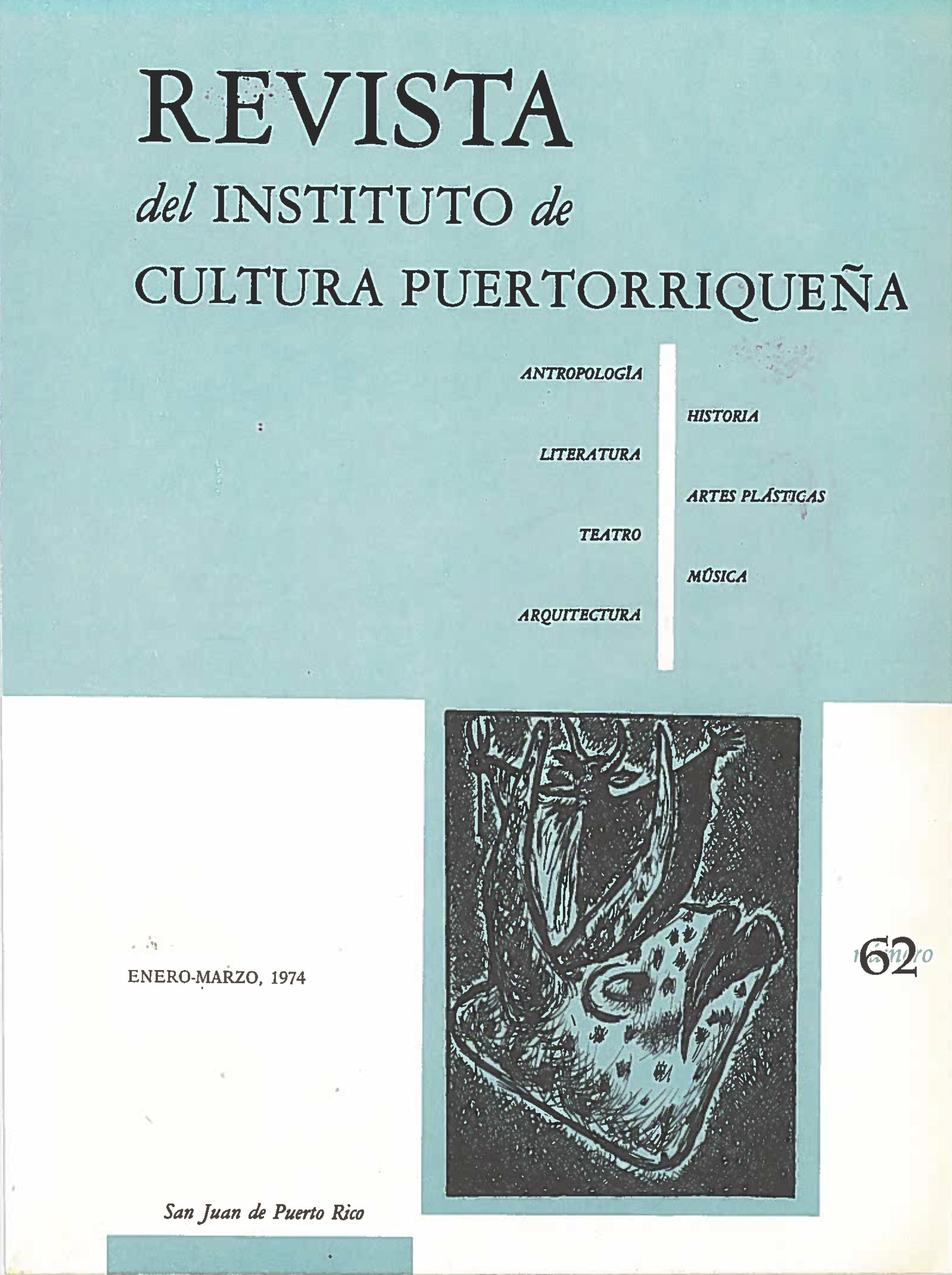 Número 62 / 1974