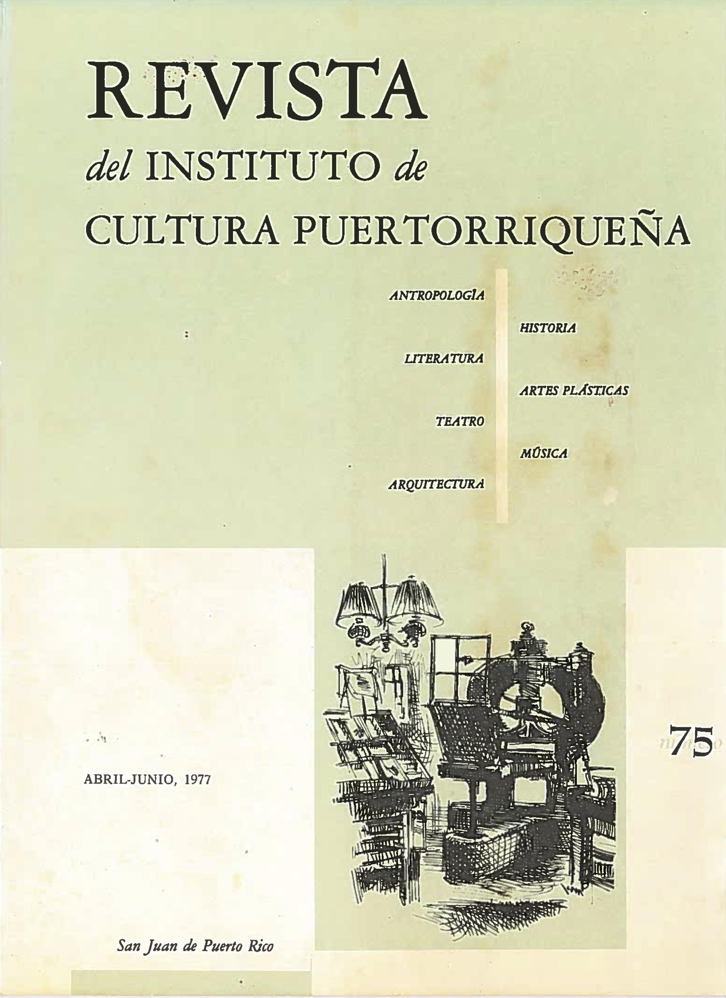 Número 75 / 1977