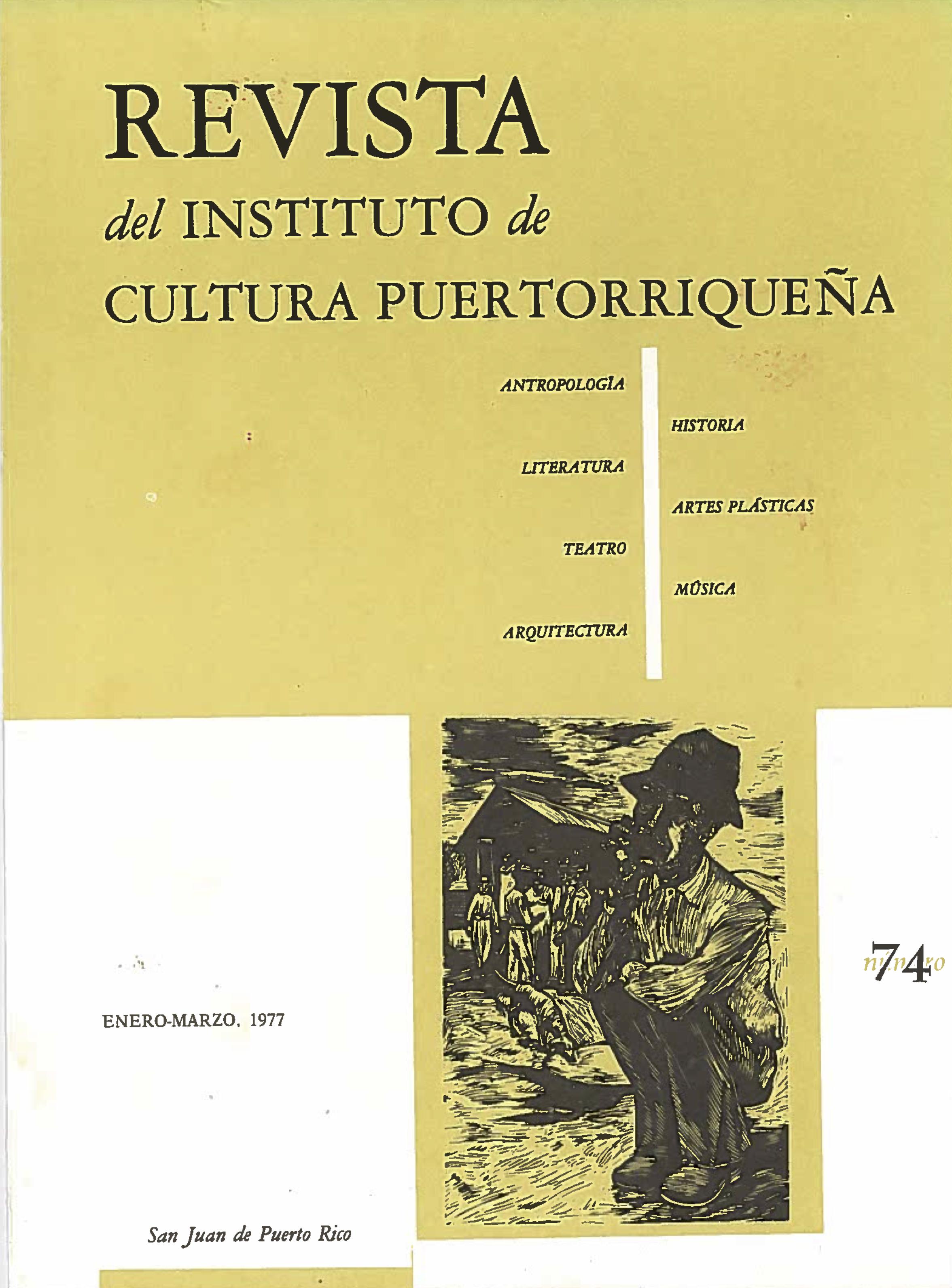 Número 74 / 1977
