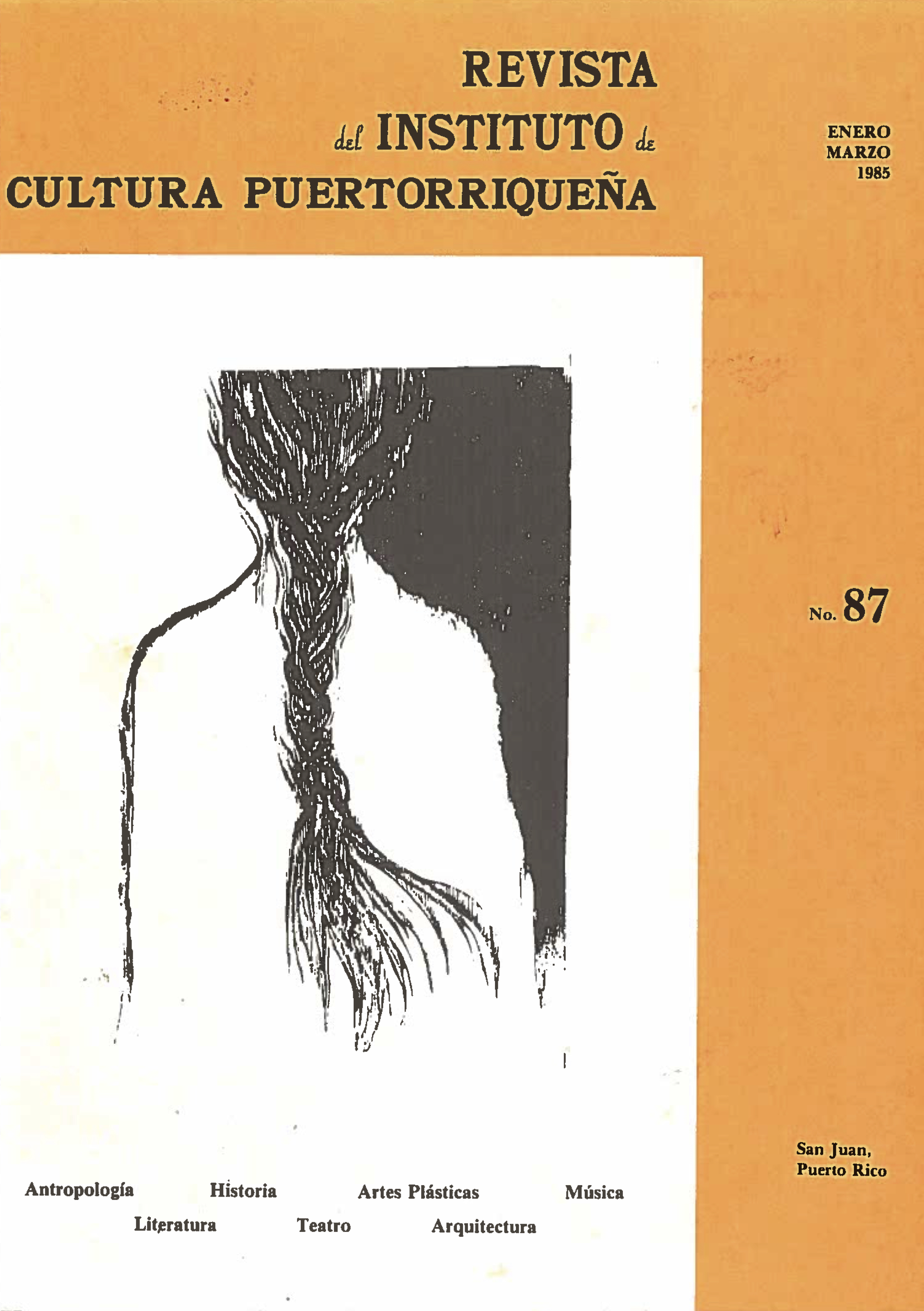 Número 87 / 1985