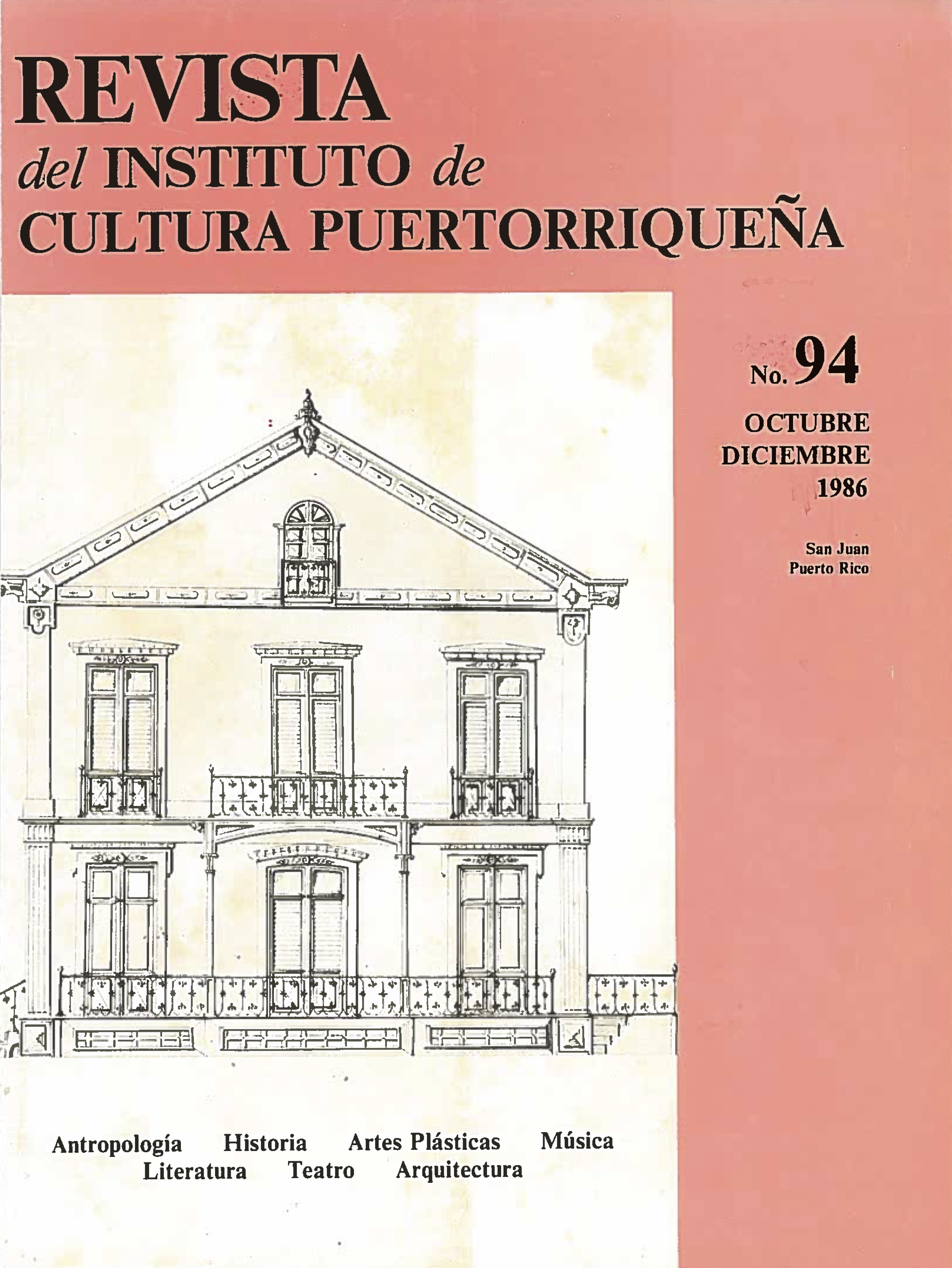 Número 94 / 1986