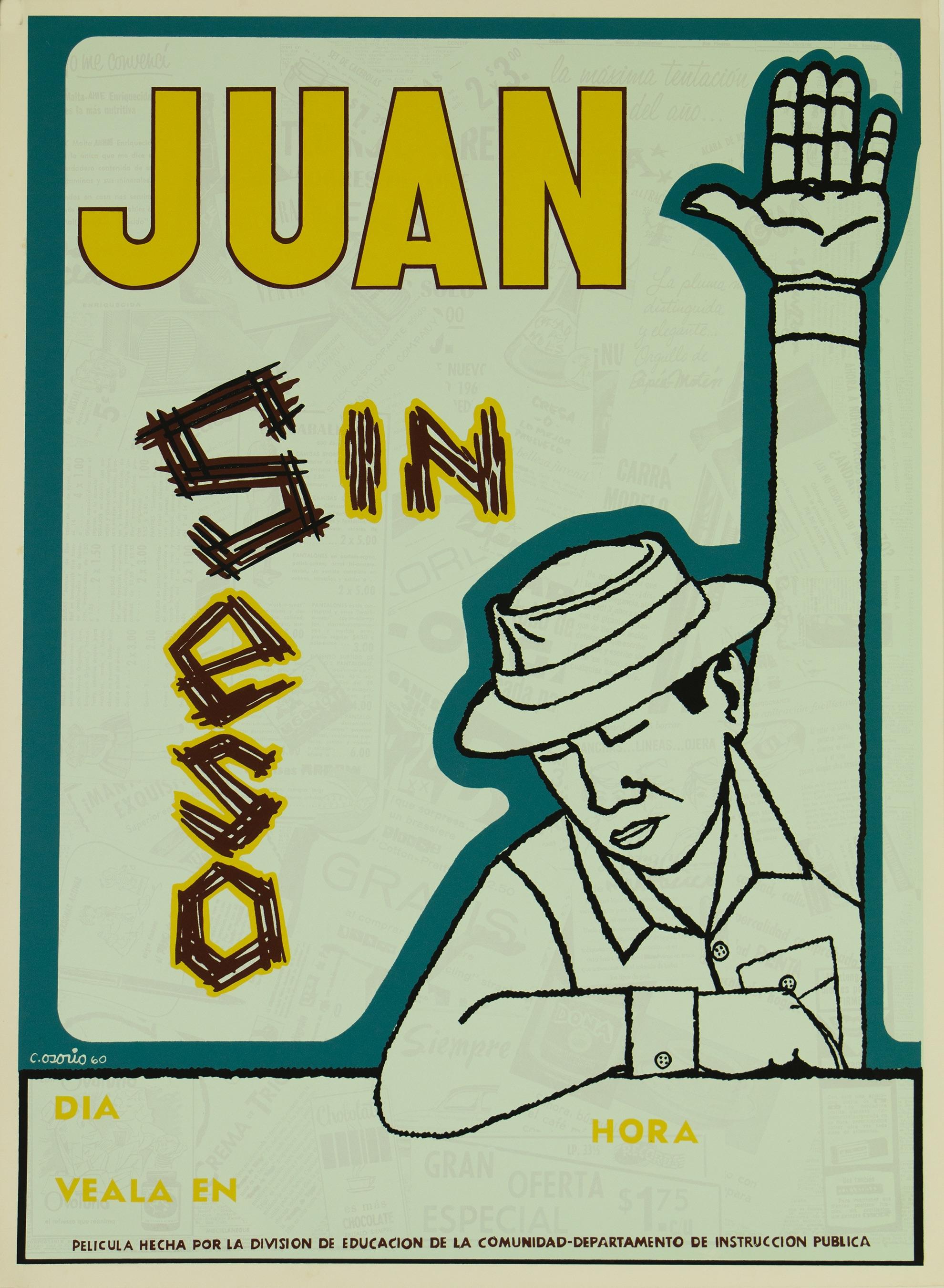 Juan sin Seso. 1960.jpg