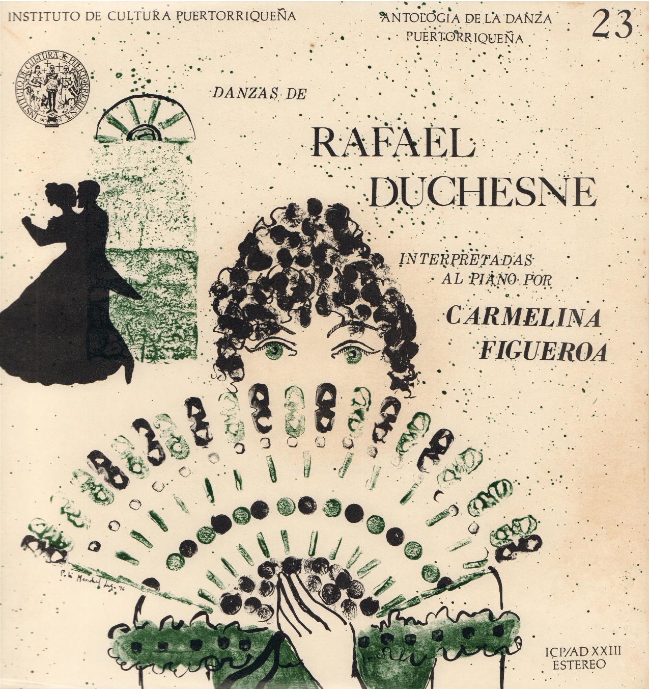 Danzas de Rafael Duchesne