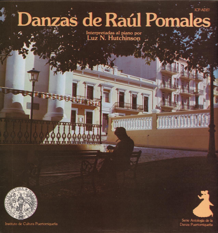Danzas de Raúl Pomales