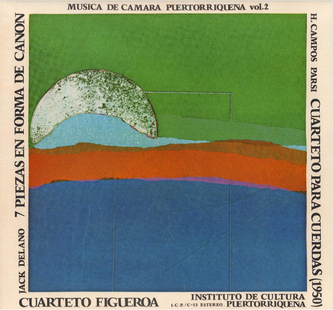 Música de Cámara Puertorriqueña Vol. 2
