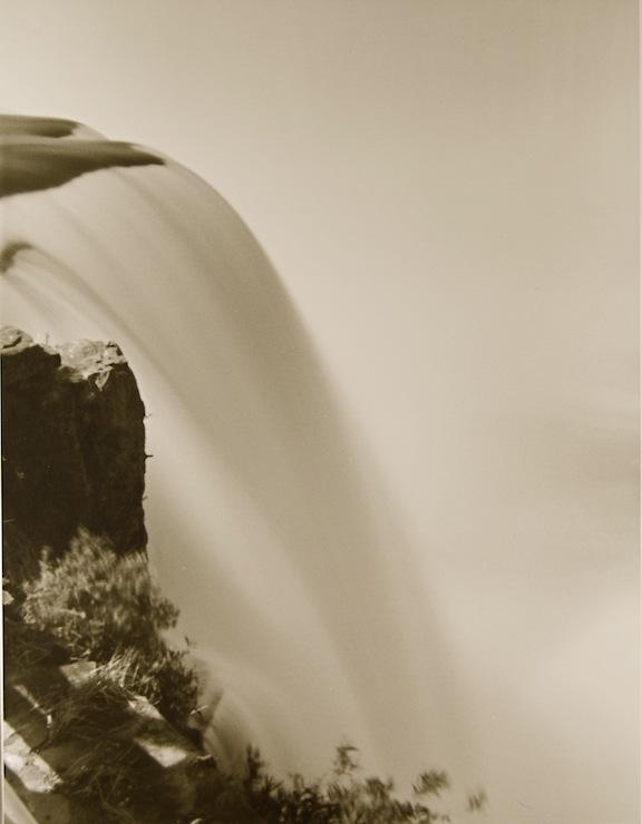 TOM BARIL  American Falls #2 (detail) , 2001