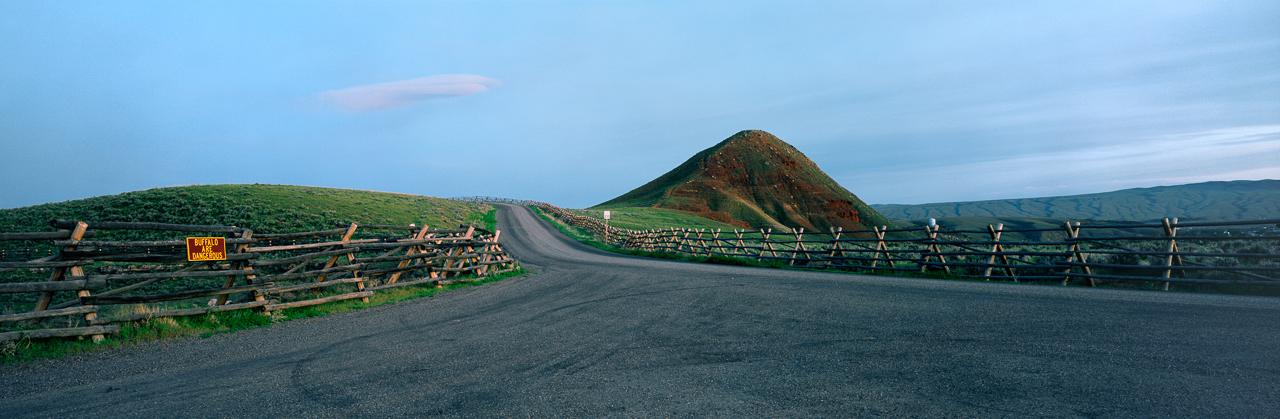 KAREN HALVERSON   Thermopolis, Wyoming (from the series Basin & Range), 1992